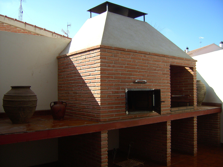 Horno de leña en Salamanca