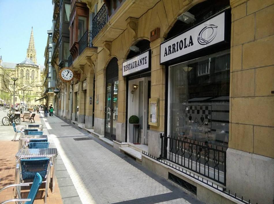 Restaurante San Sebastián