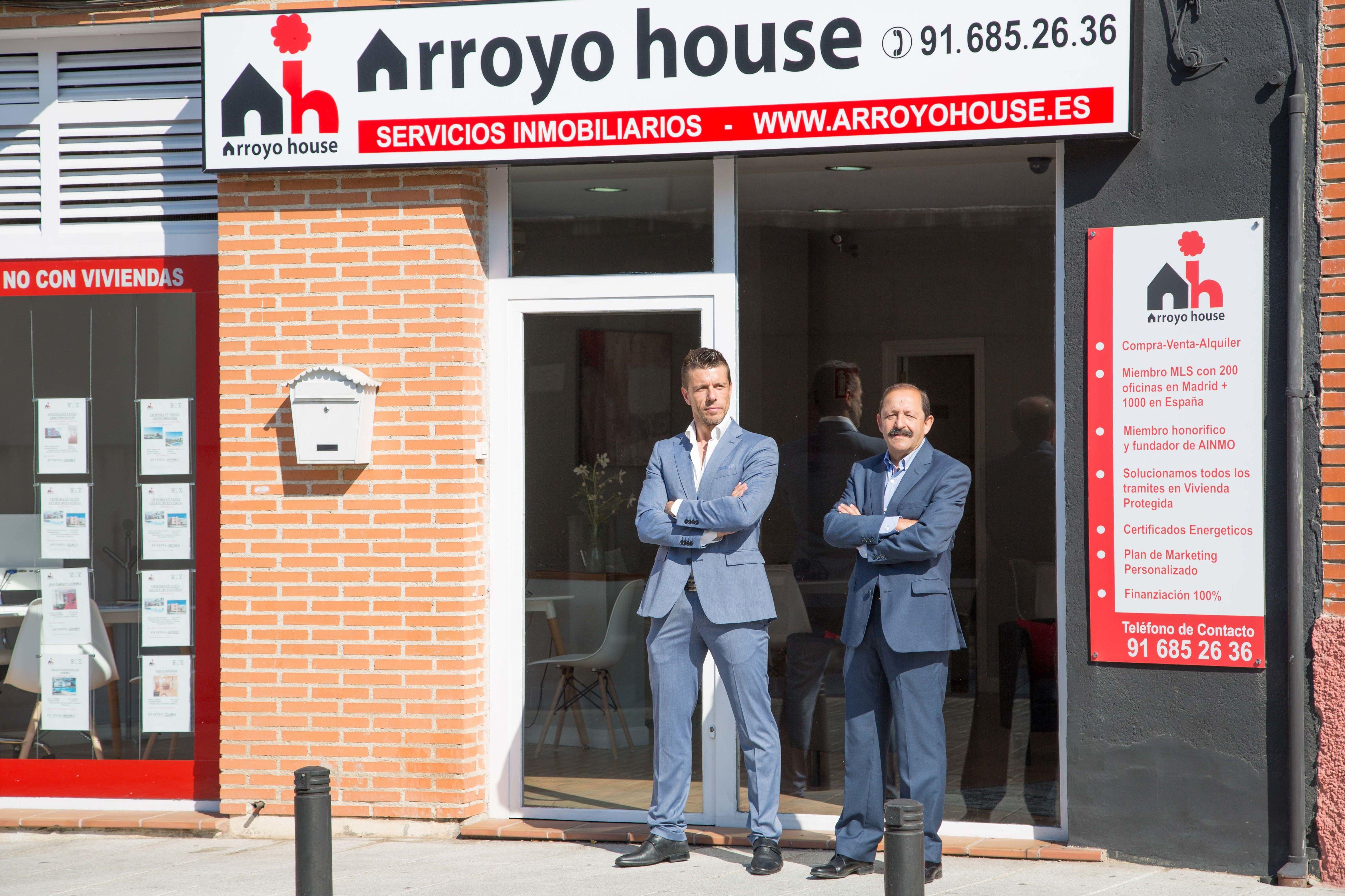 Foto 31 de Inmobiliarias en Arroyomolinos | Arroyo House