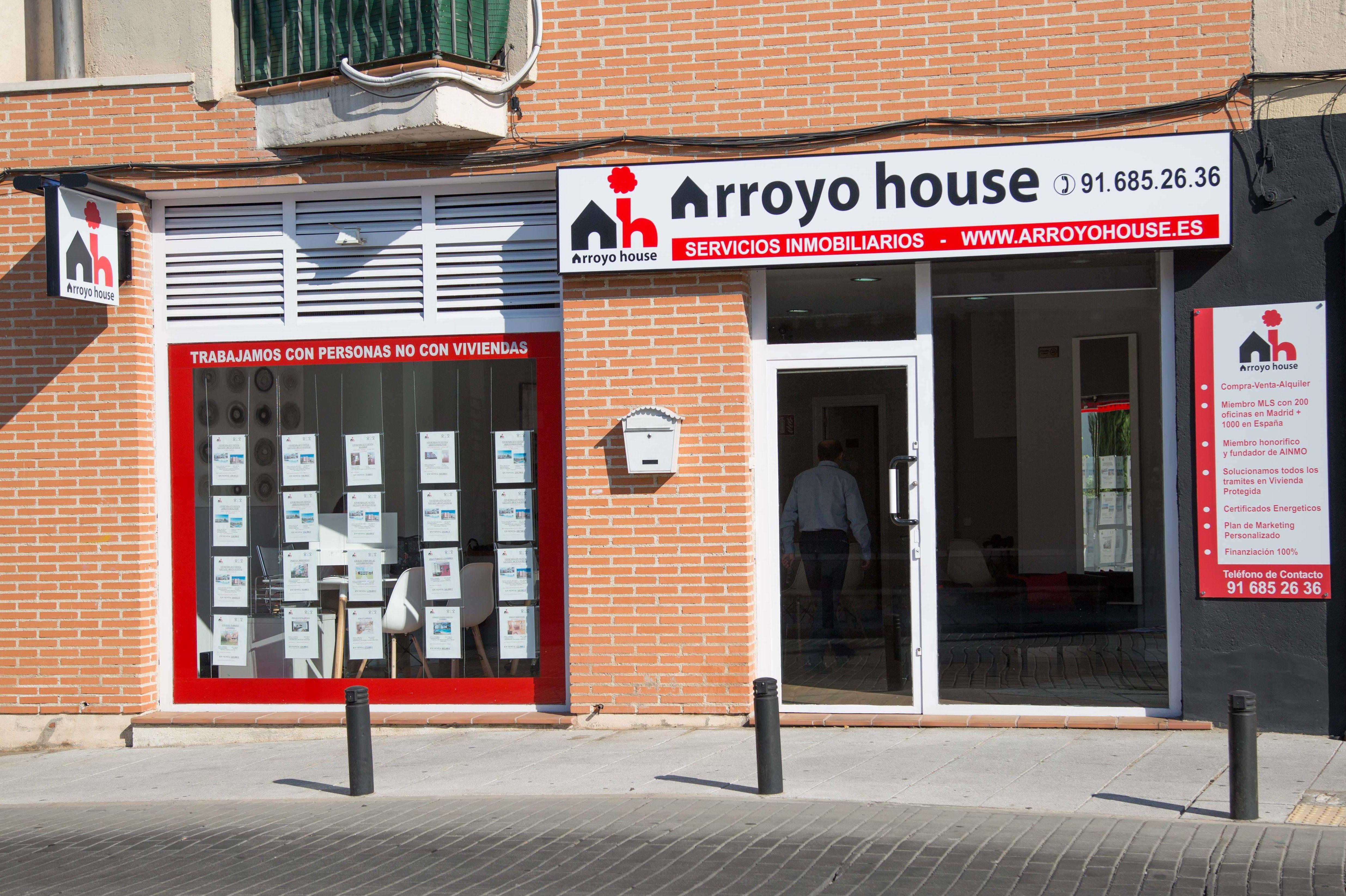 Foto 33 de Inmobiliarias en Arroyomolinos | Arroyo House