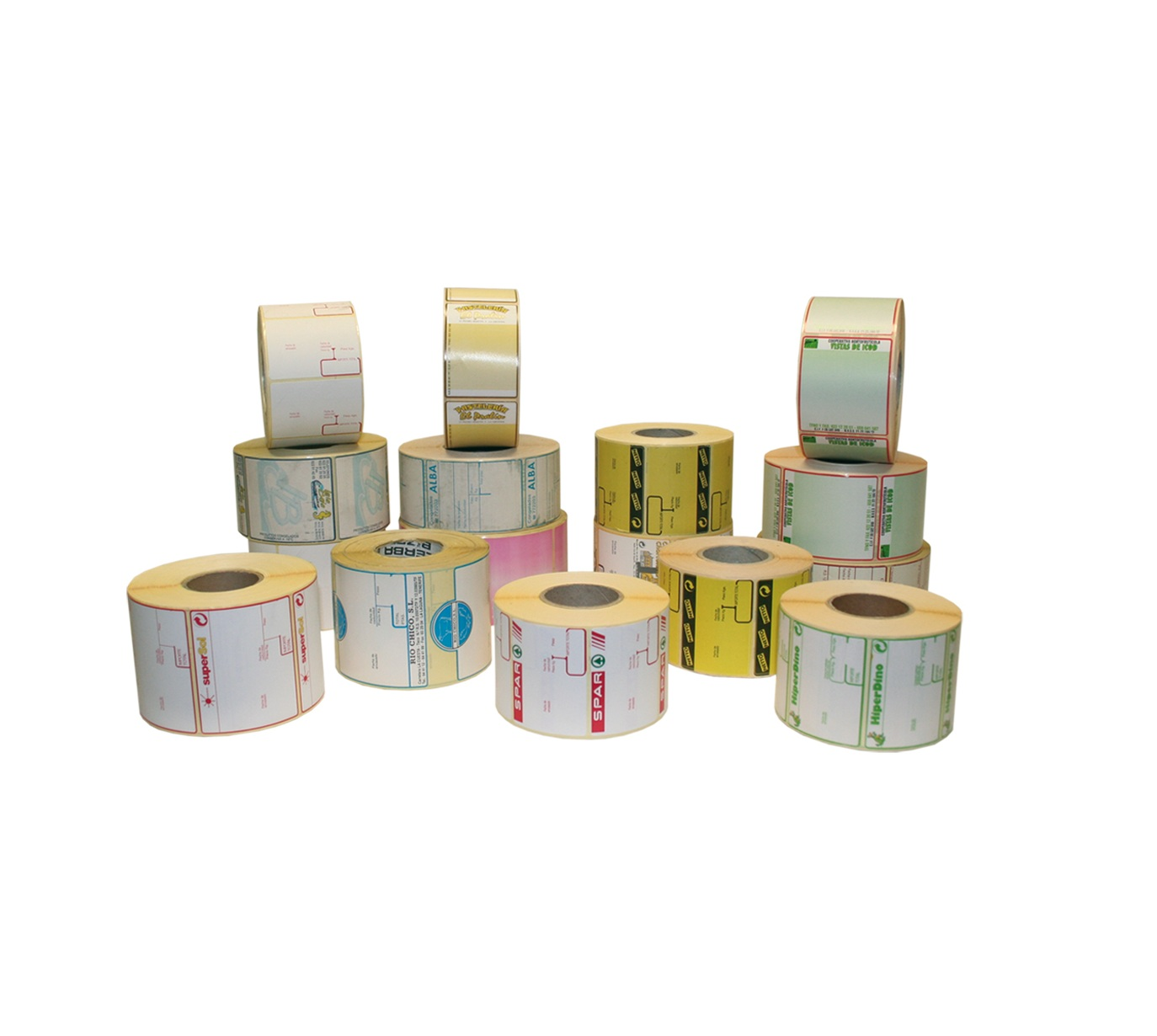 Etiquetas balanzas: Productos de Acco