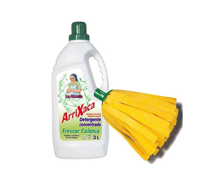 Productos de limpieza en Tenerife