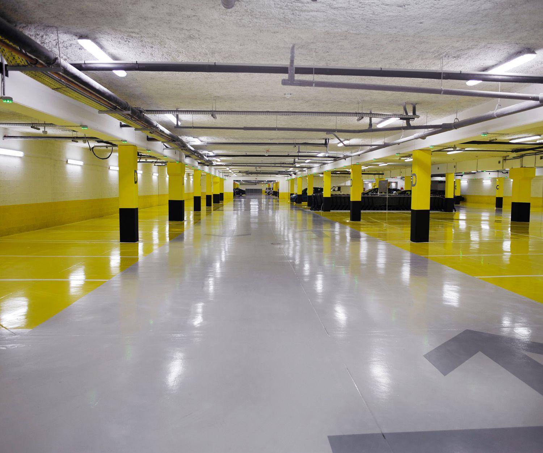 Empresa de limpieza de garajes en Gijón
