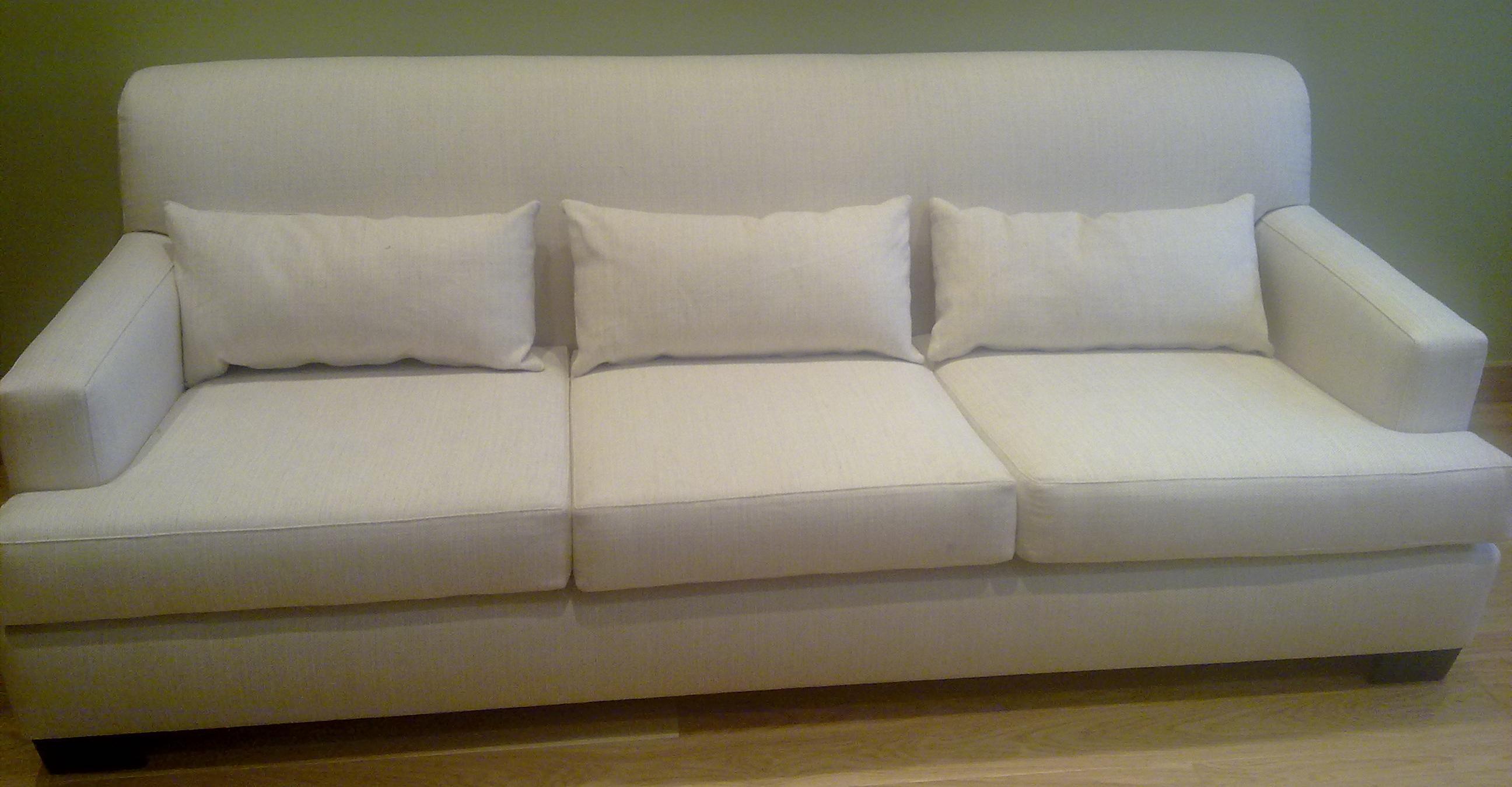 Limpieza de sofás: Servicios de Limpiezas Alfama, S.L.