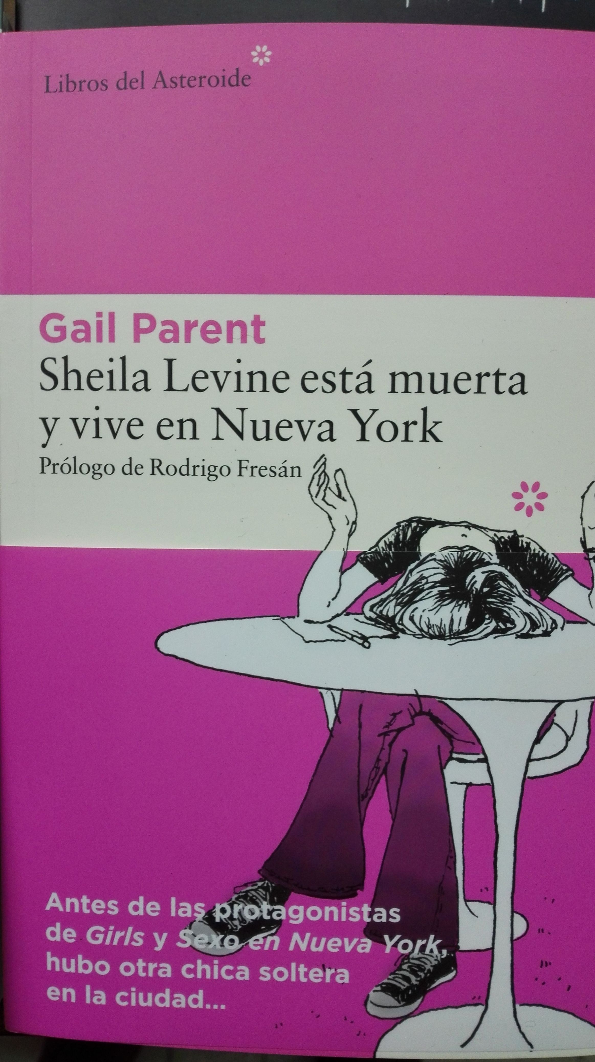 Sheila Levine está muerta y vive en Nueva York