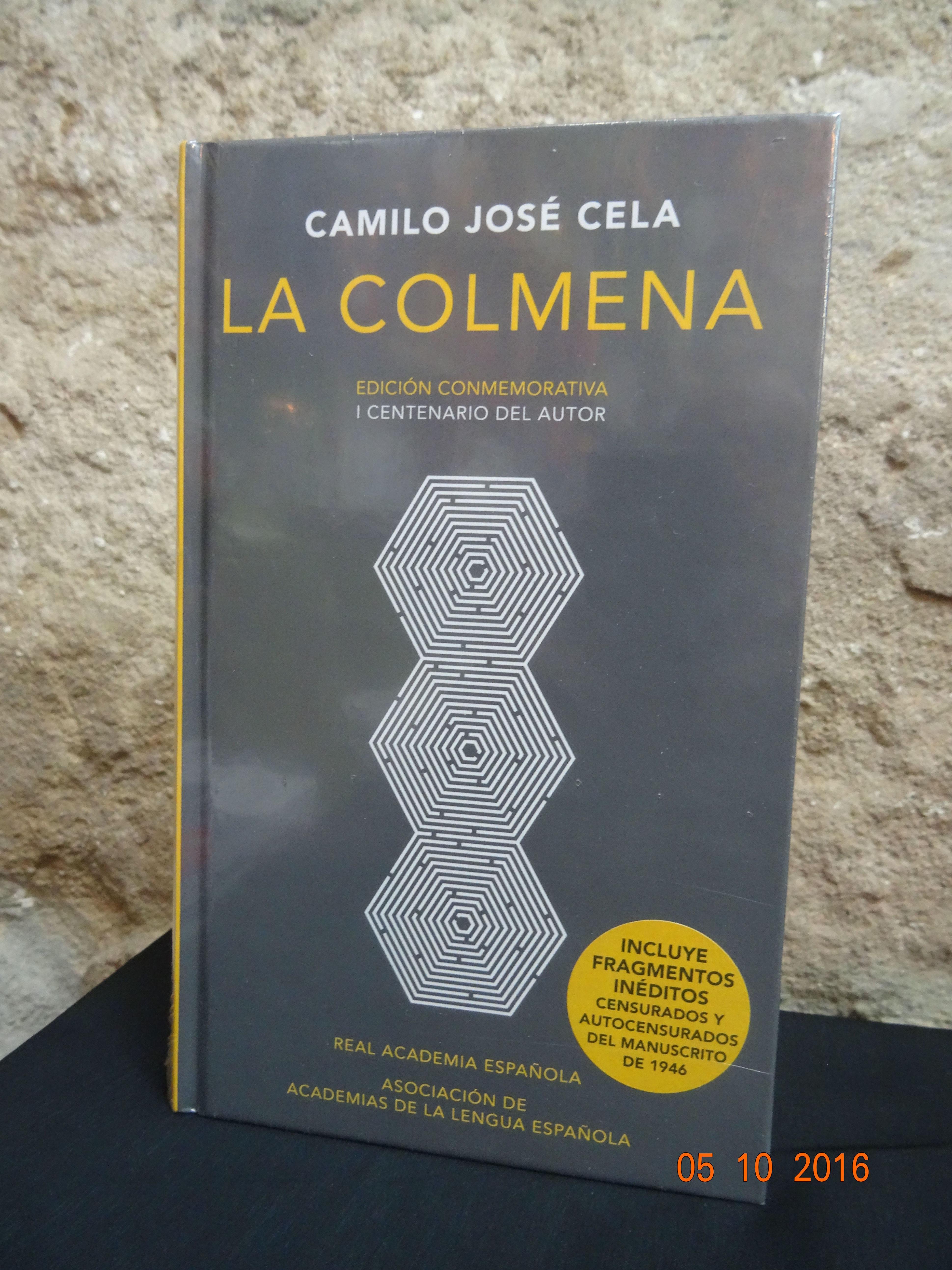 La Colmena: SECCIONES de Librería Nueva Plaza Universitaria