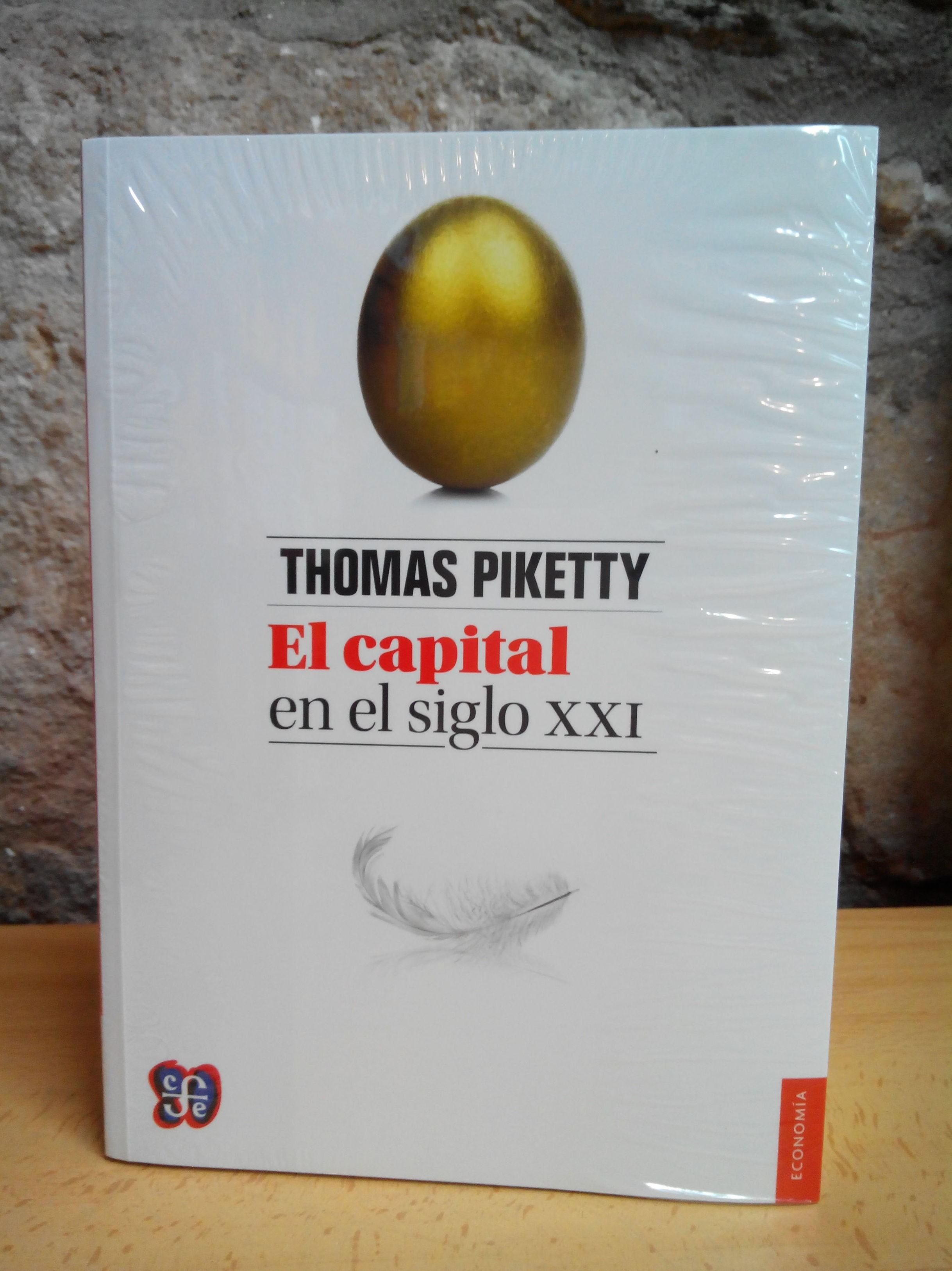 EL CAPITAL EN EL SIGLO XXI : SECCIONES de Librería Nueva Plaza Universitaria