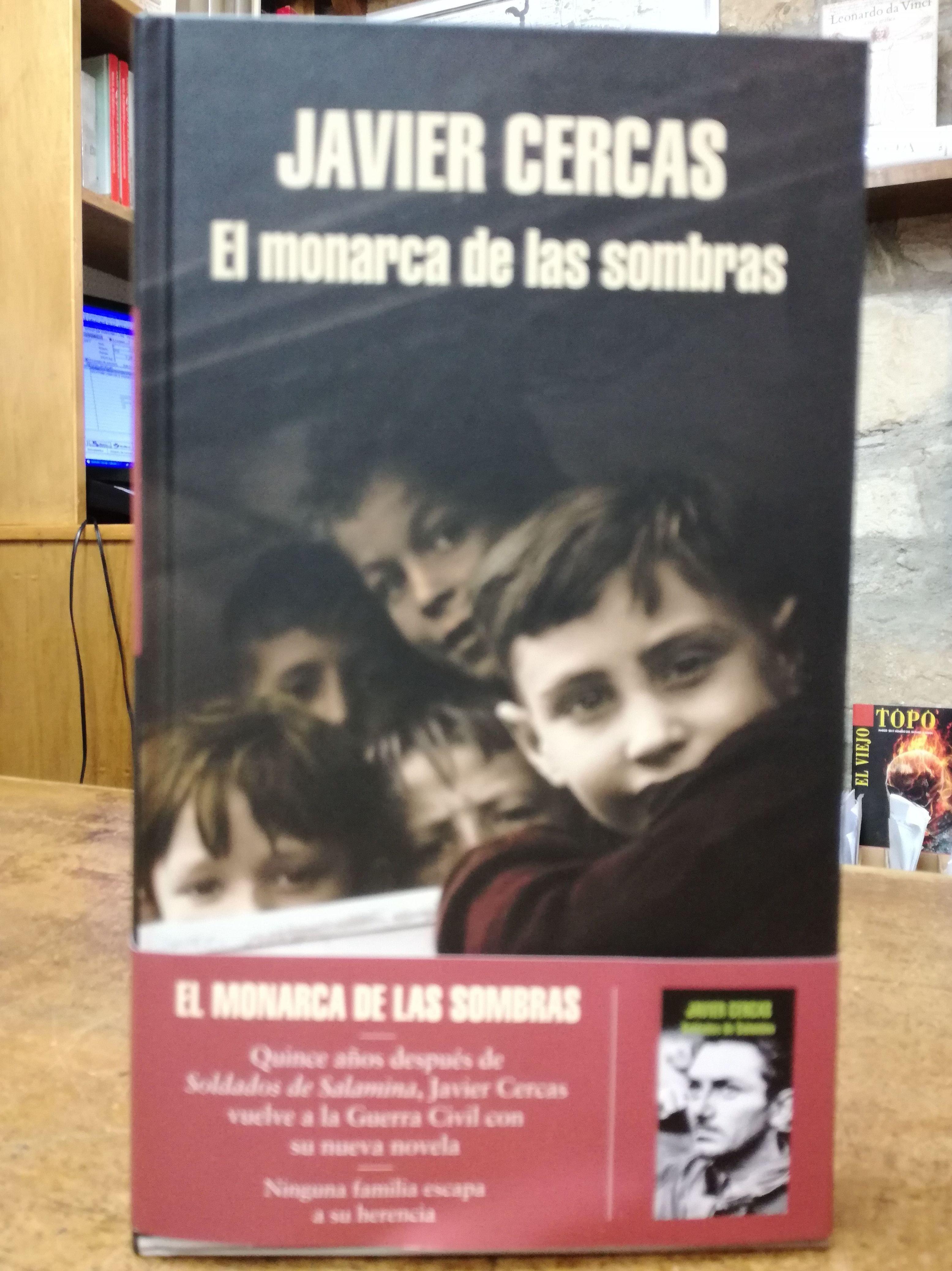 El monarca de las sombras: SECCIONES de Librería Nueva Plaza Universitaria