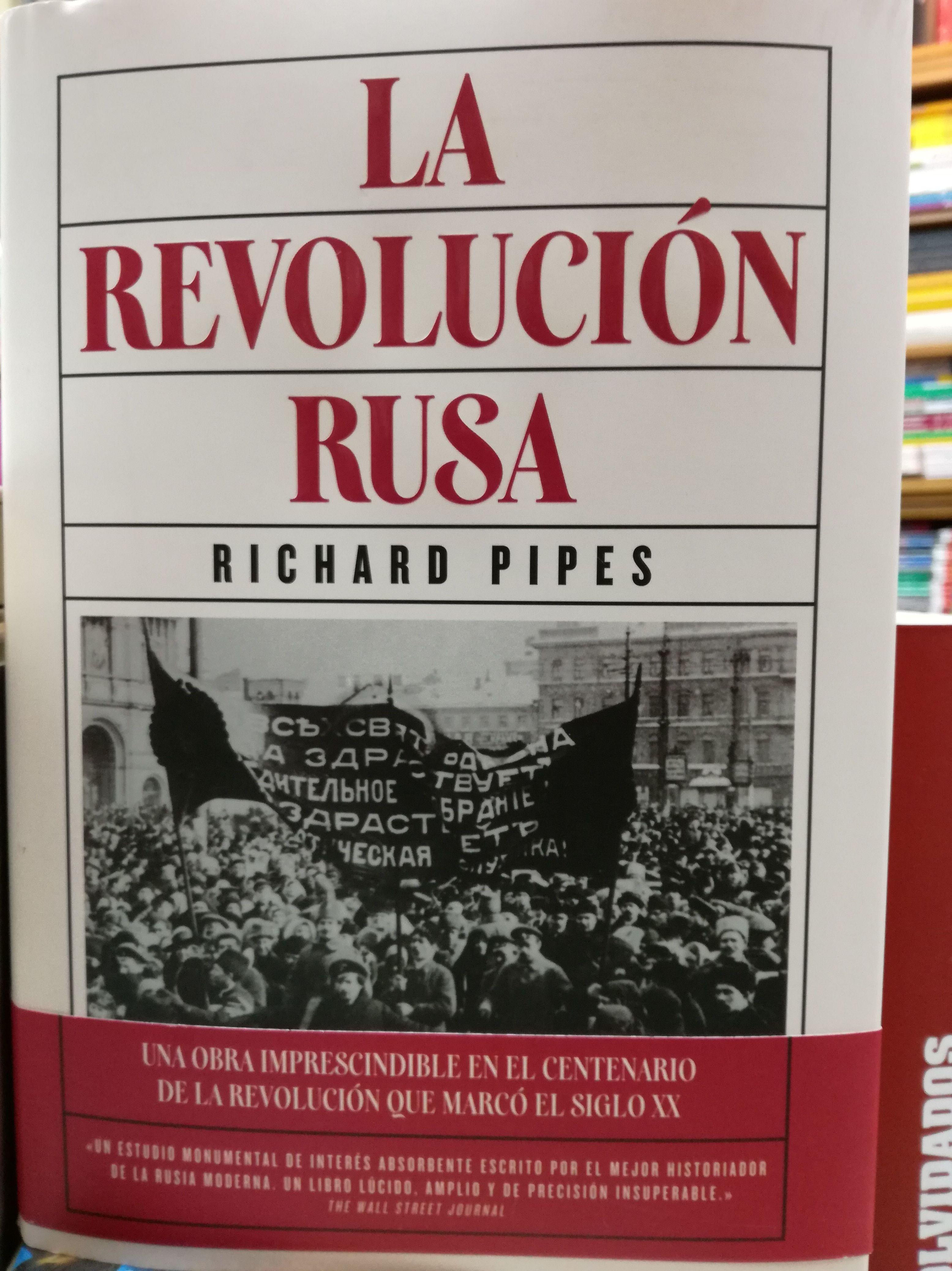 La Revolución Rusa : SECCIONES de Librería Nueva Plaza Universitaria
