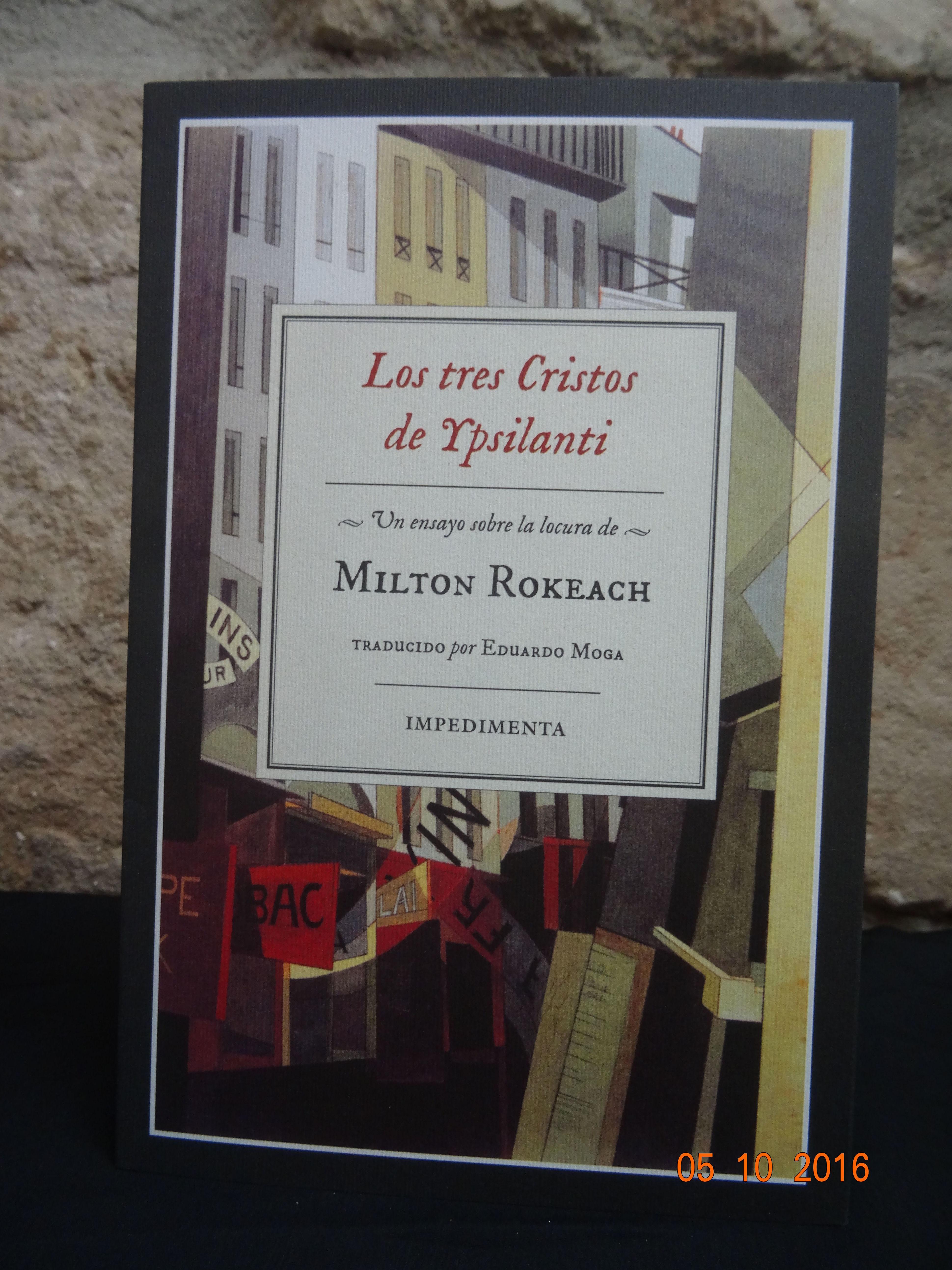 Los tres cristos de Ypsilanti: SECCIONES de Librería Nueva Plaza Universitaria