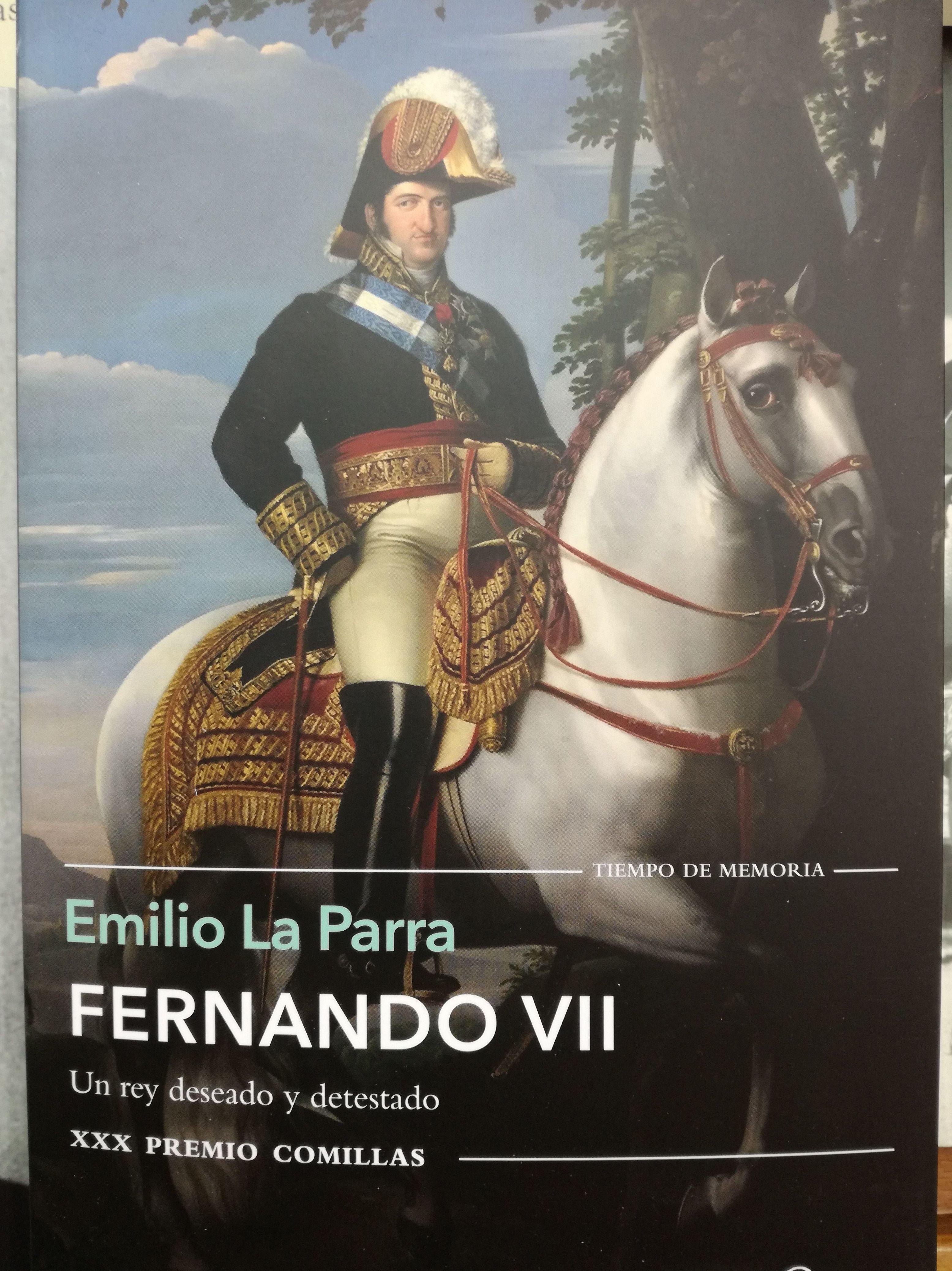 FERNANDO VII: UN REY DESEADO Y DETESTADO : SECCIONES de Librería Nueva Plaza Universitaria