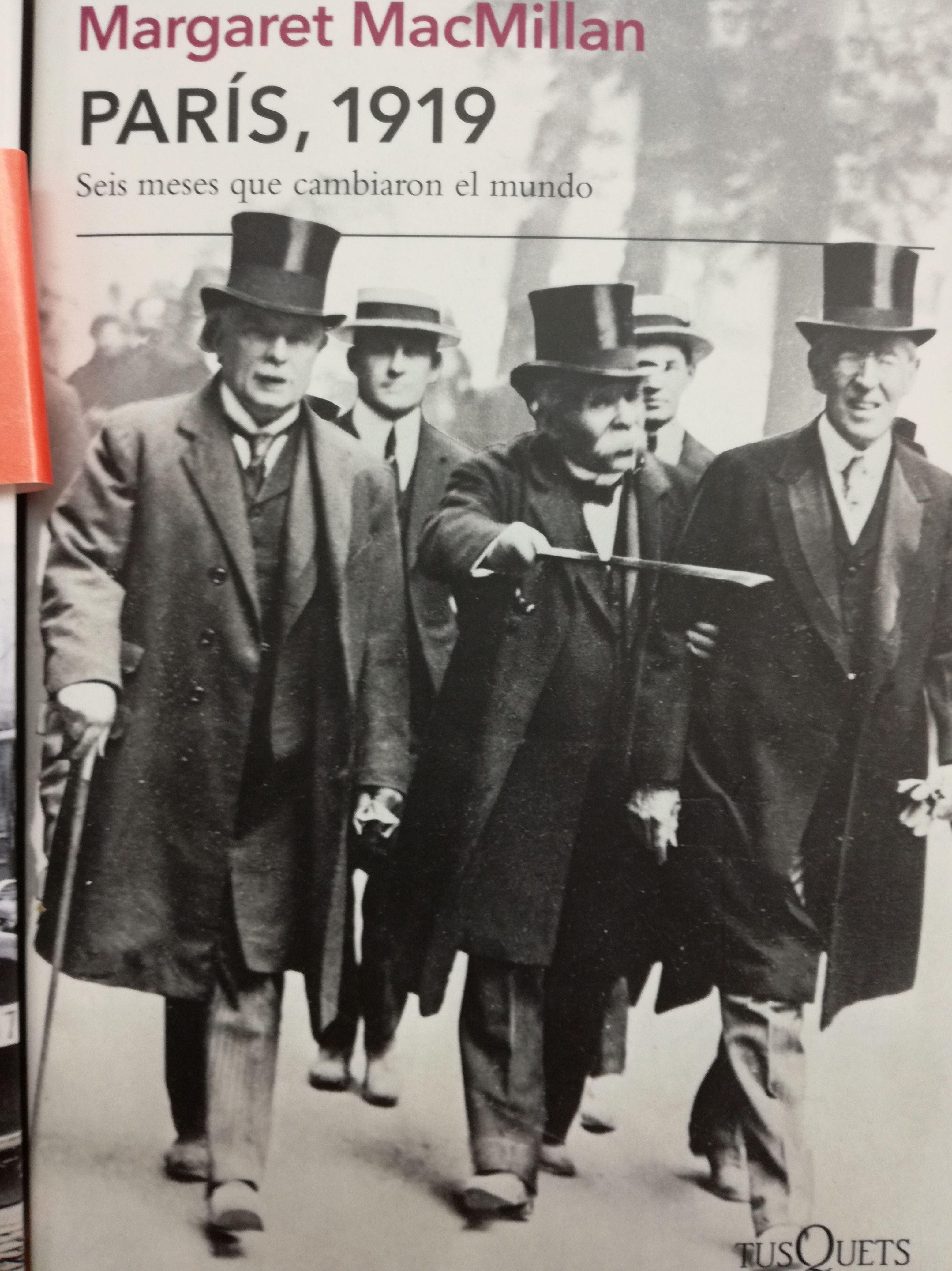París,1919: SECCIONES de Librería Nueva Plaza Universitaria