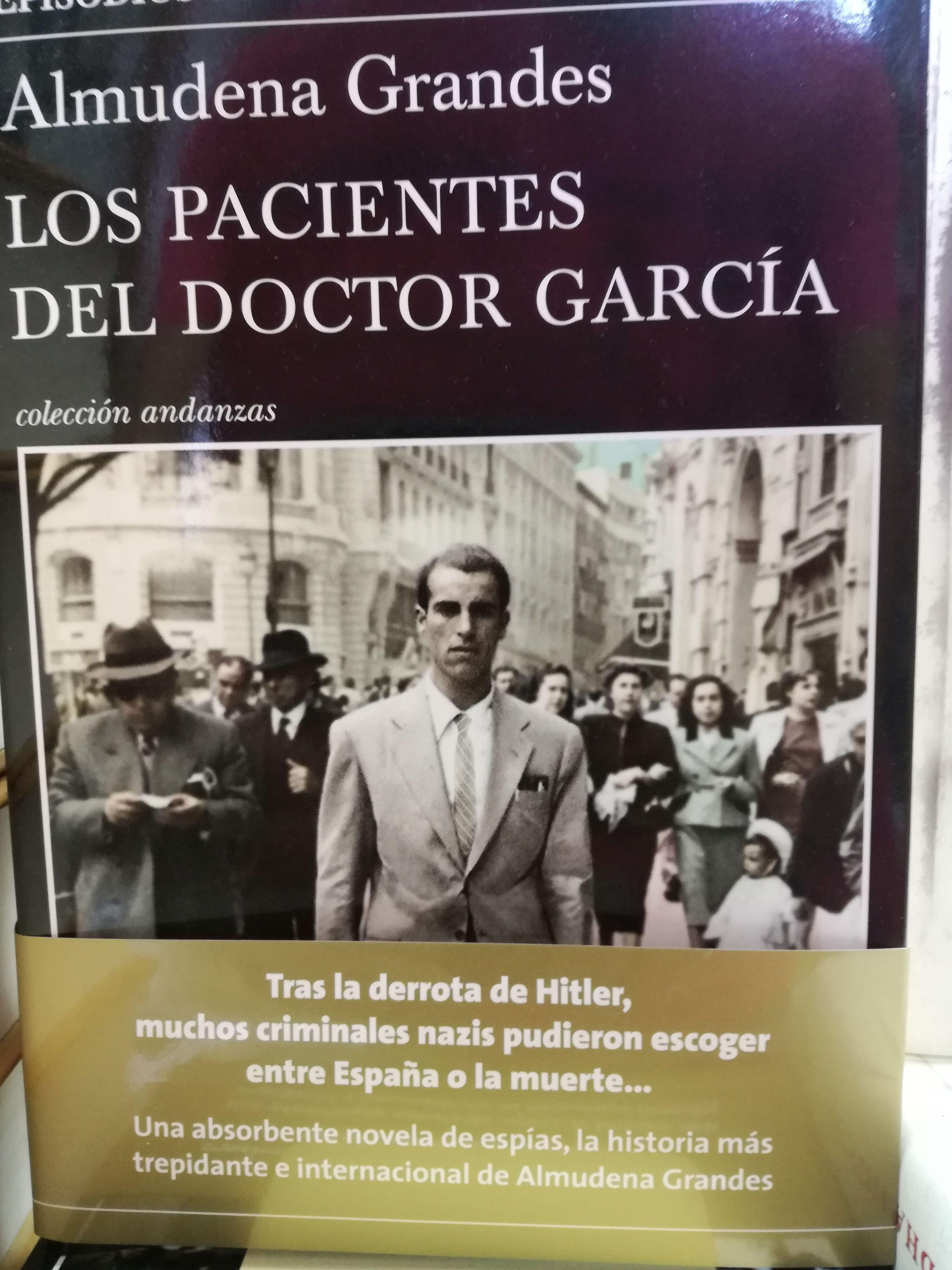 LOS PACIENTES DEL DOCTOR GARCIA: SECCIONES de Librería Nueva Plaza Universitaria