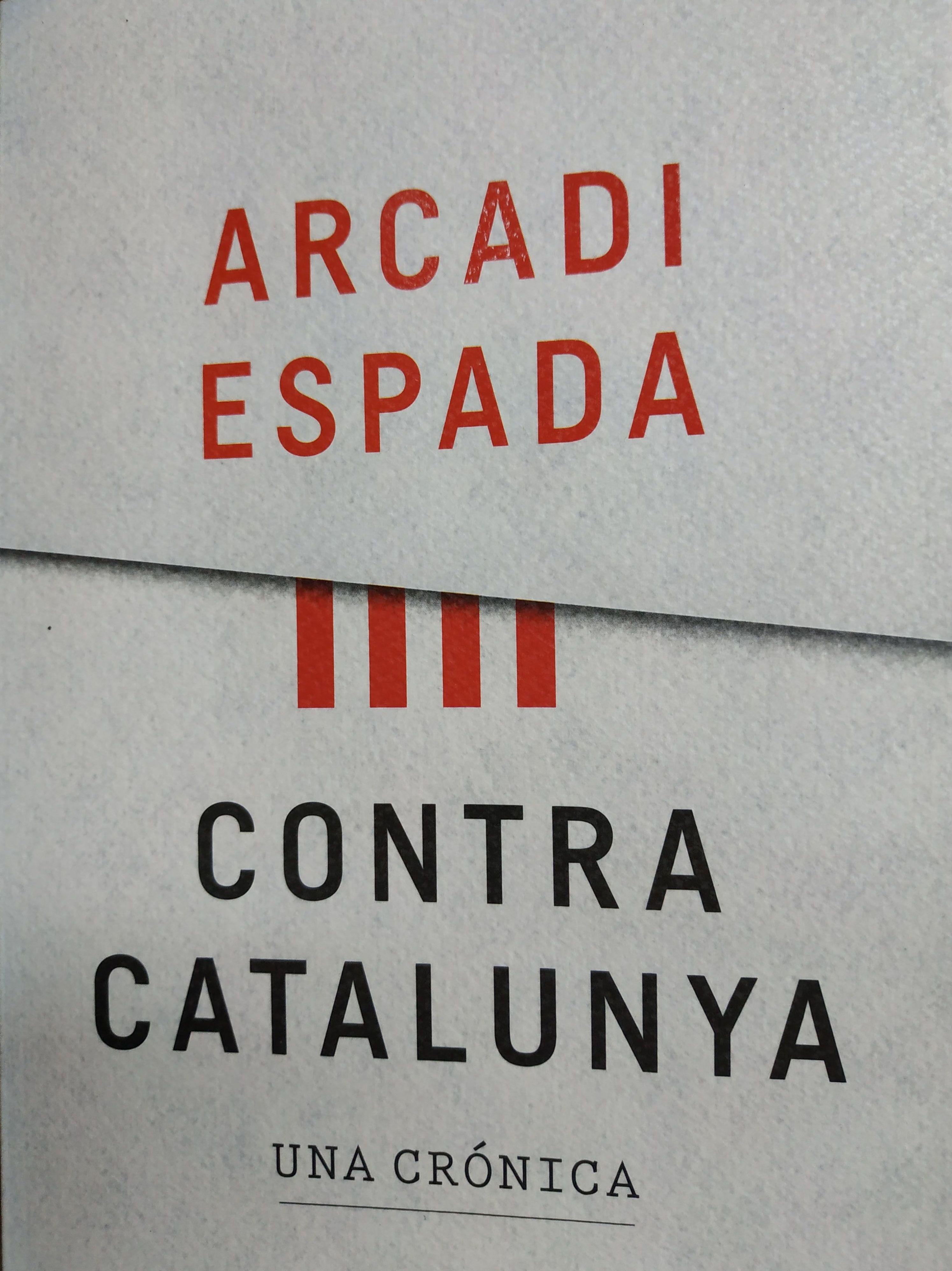 CONTRA CATALUNYA: SECCIONES de Librería Nueva Plaza Universitaria