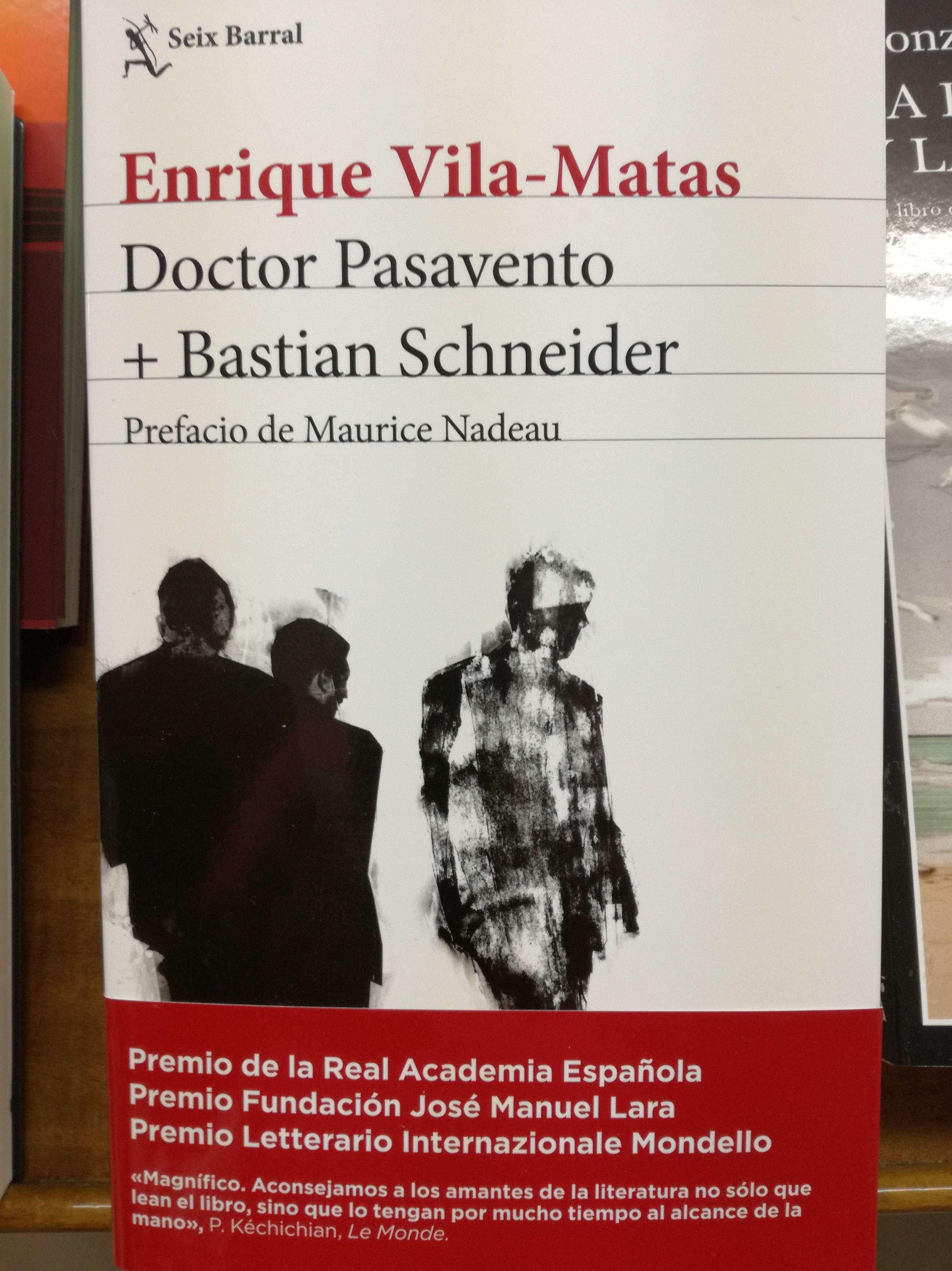 Doctor Pasavento + Bastian Sneider: SECCIONES de Librería Nueva Plaza Universitaria