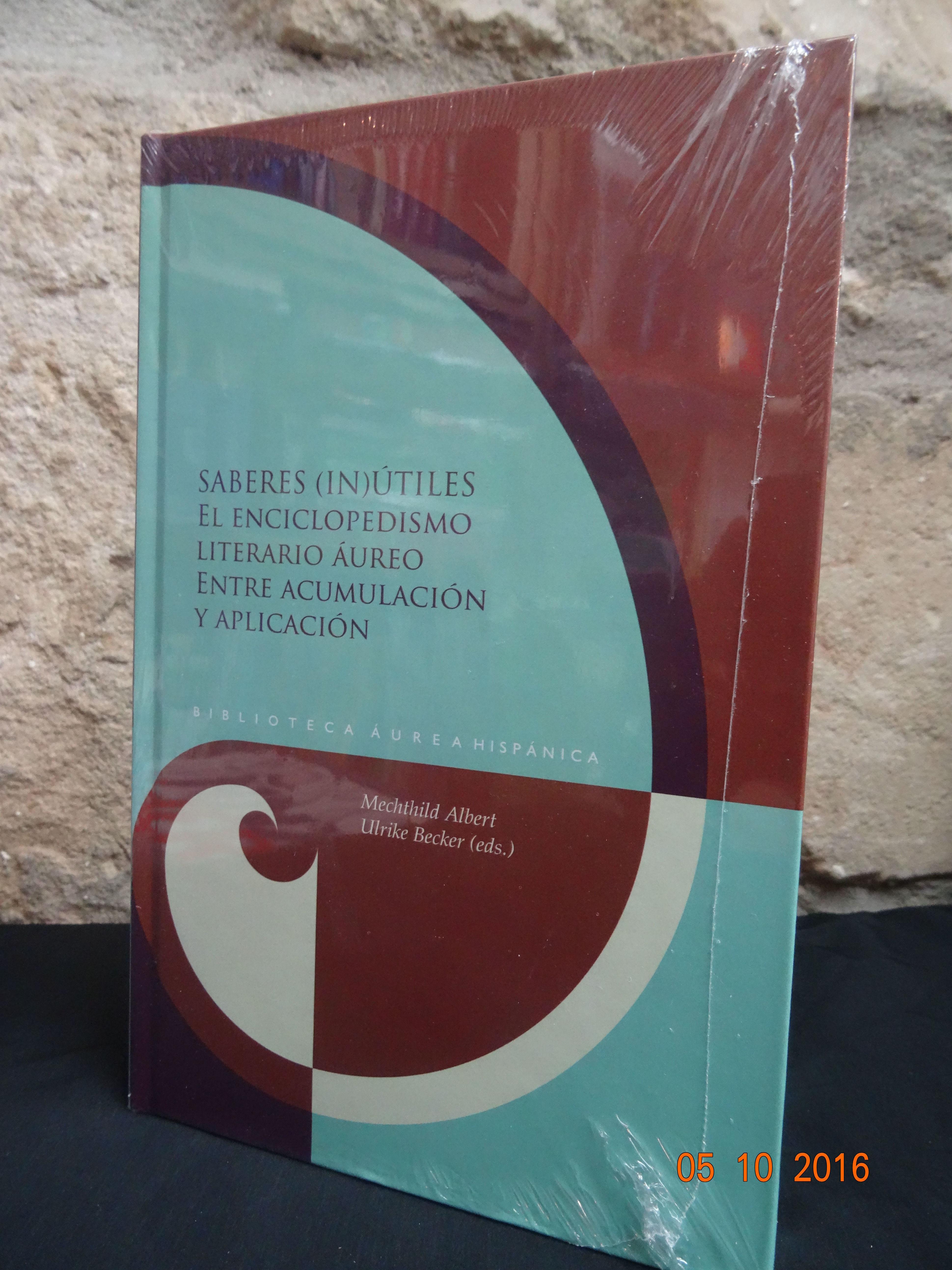 Saberes (in) útiles. Enciclopedismo Literario: SECCIONES de Librería Nueva Plaza Universitaria