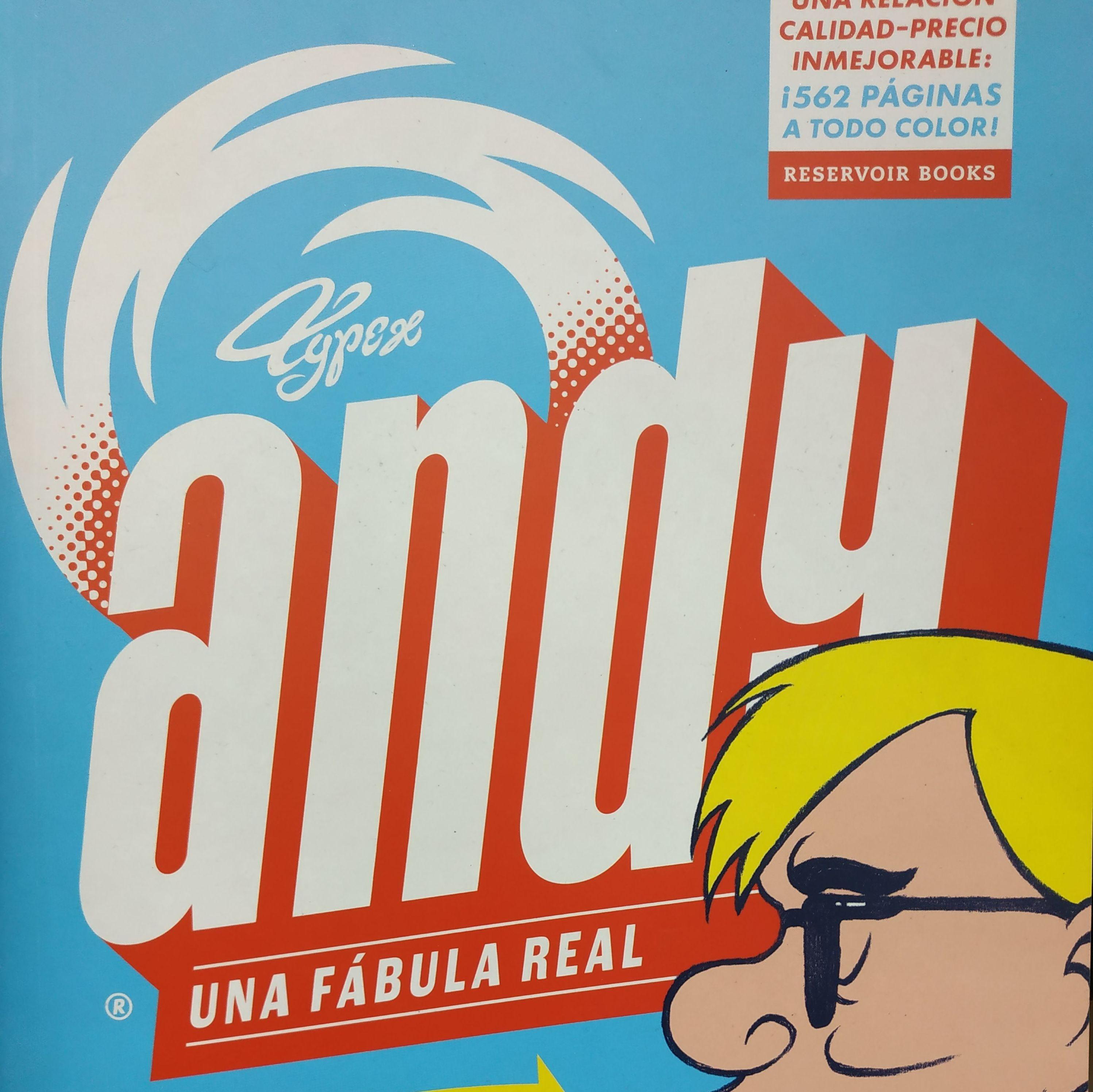ANDY. UNA FÁBULA REAL: SECCIONES de Librería Nueva Plaza Universitaria