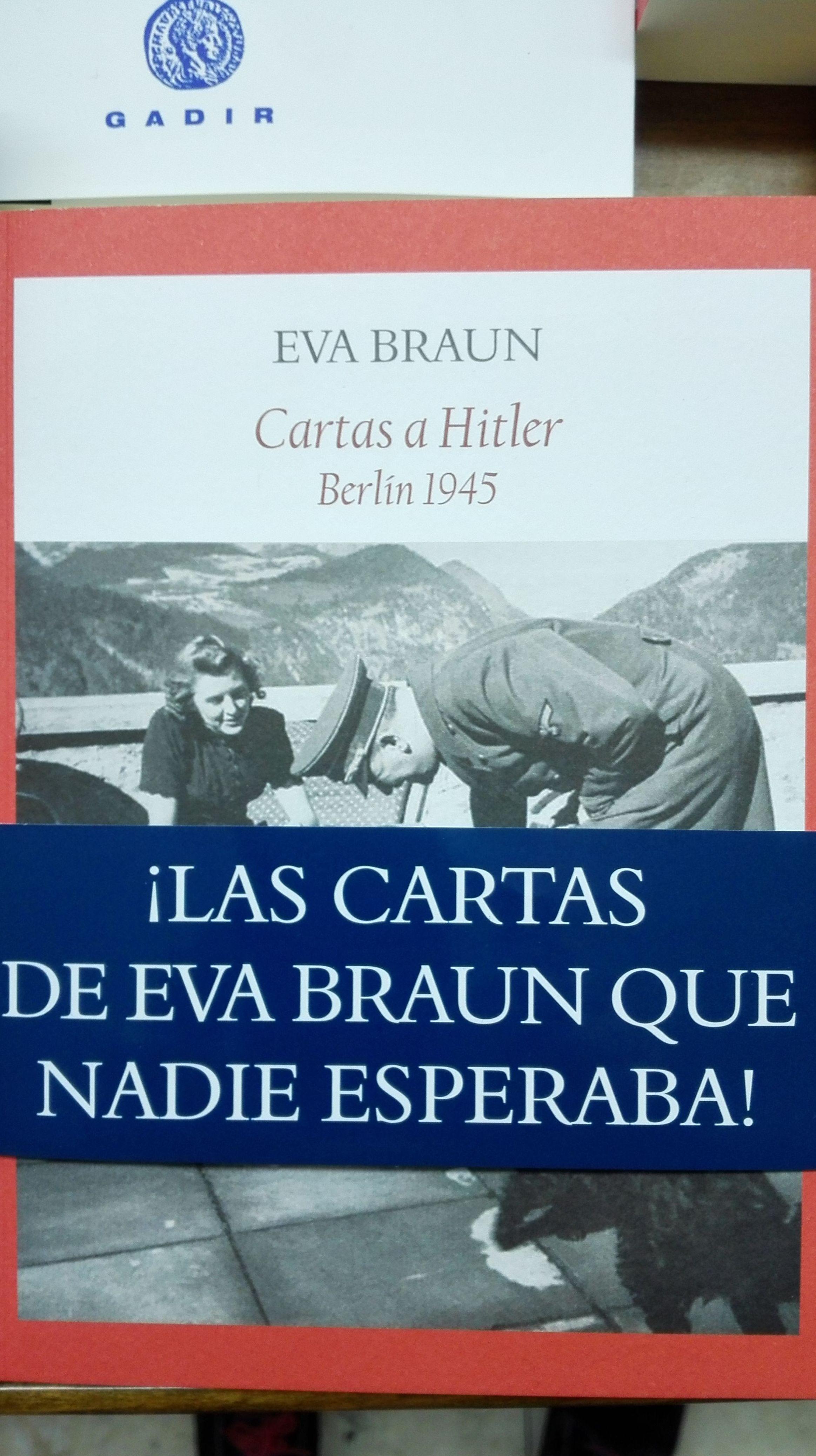 Cartas a Hitler, Berlin 1945