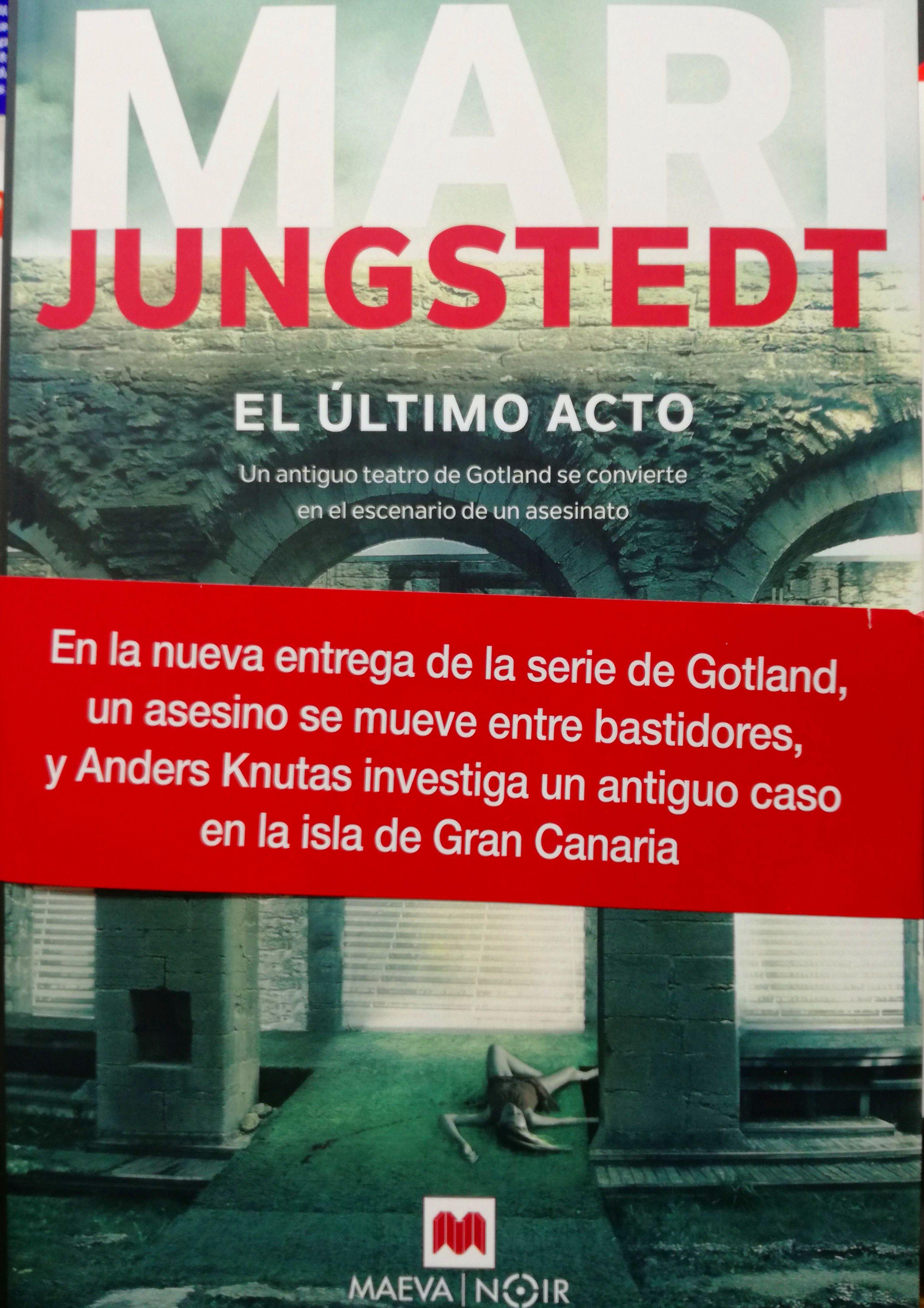 El último acto: SECCIONES de Librería Nueva Plaza Universitaria