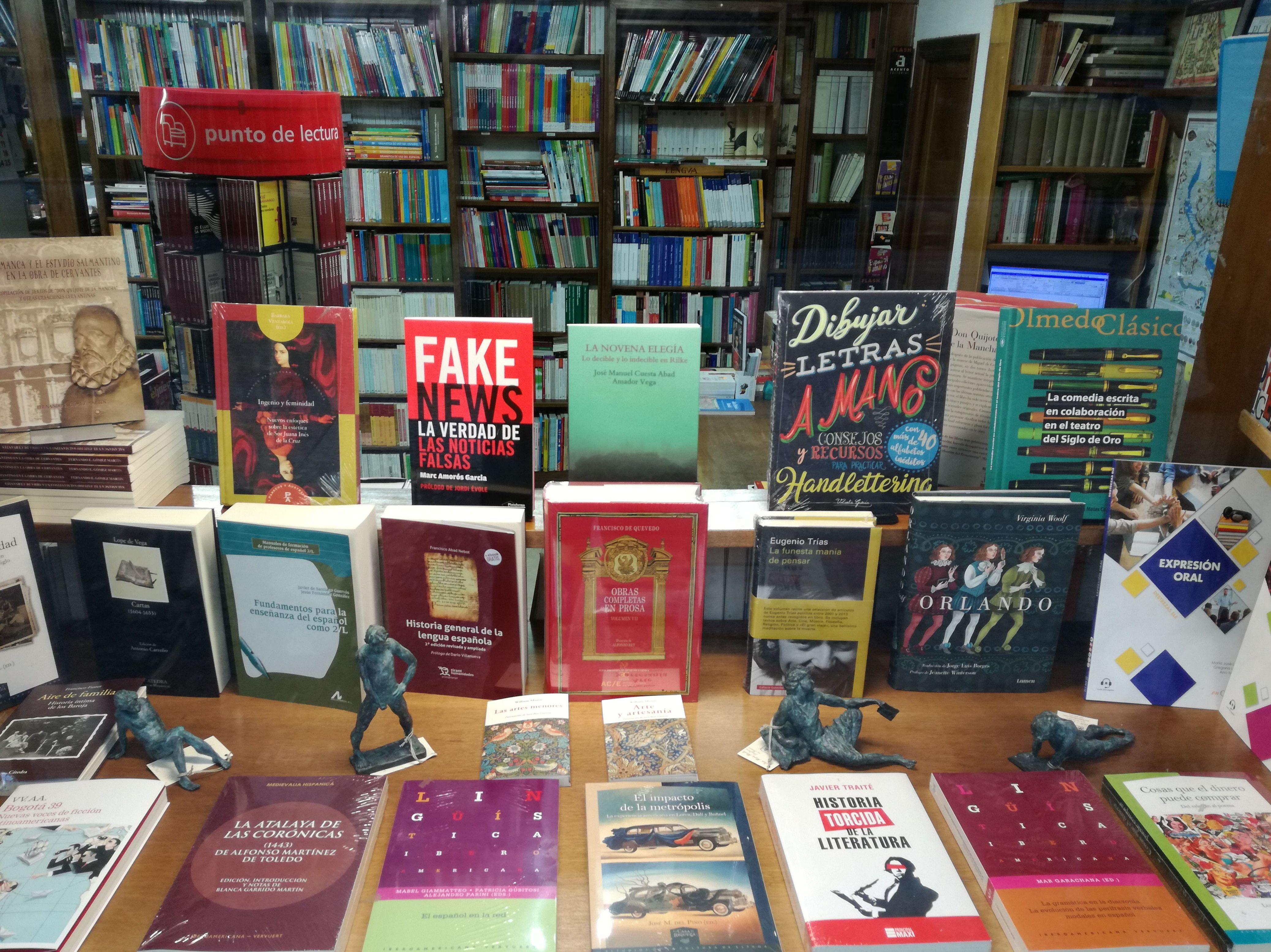 Foto 11 de Librerías en Salamanca | Librería Nueva Plaza Universitaria