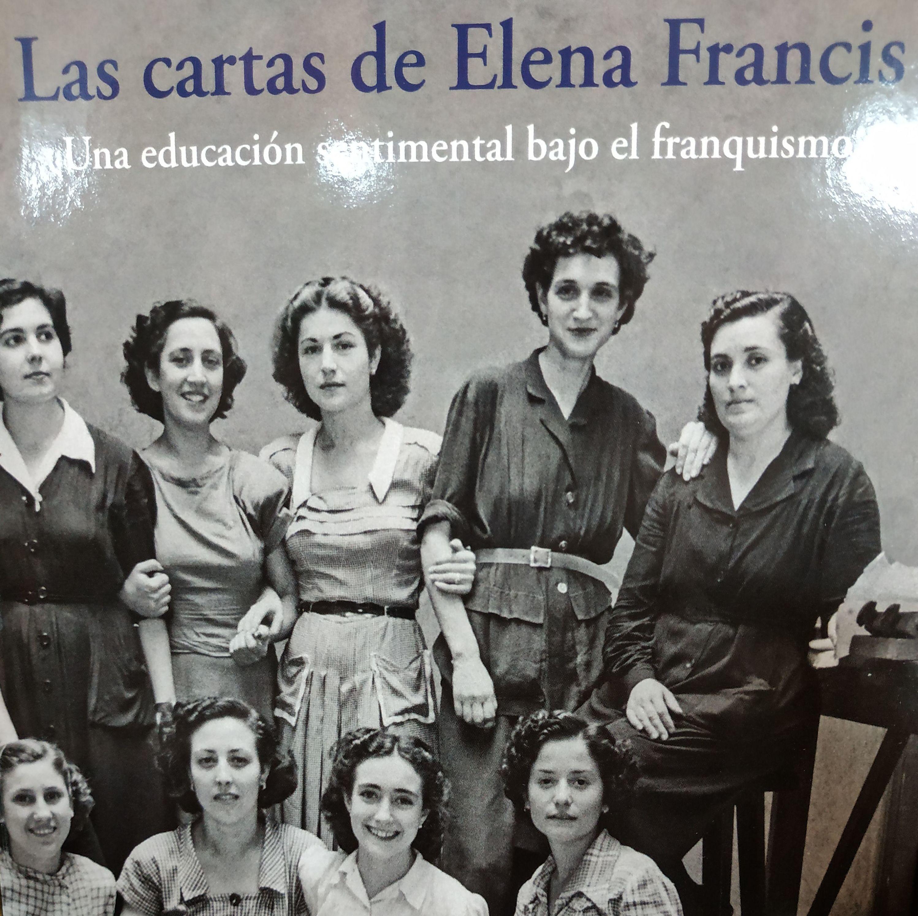 LAS CARTAS DE ELENA FRANCIS: SECCIONES de Librería Nueva Plaza Universitaria