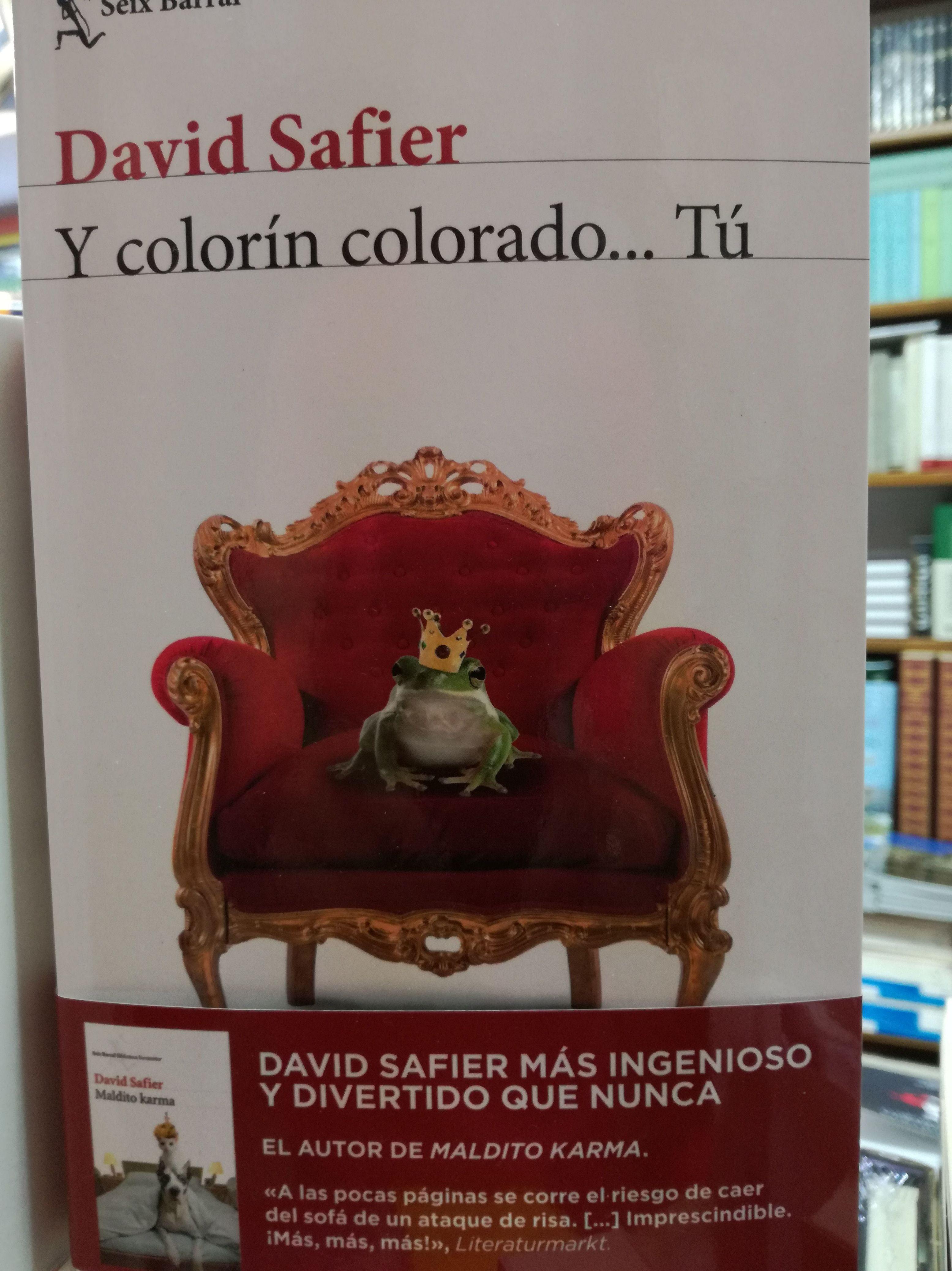 Y colorín colorado...Tú: SECCIONES de Librería Nueva Plaza Universitaria