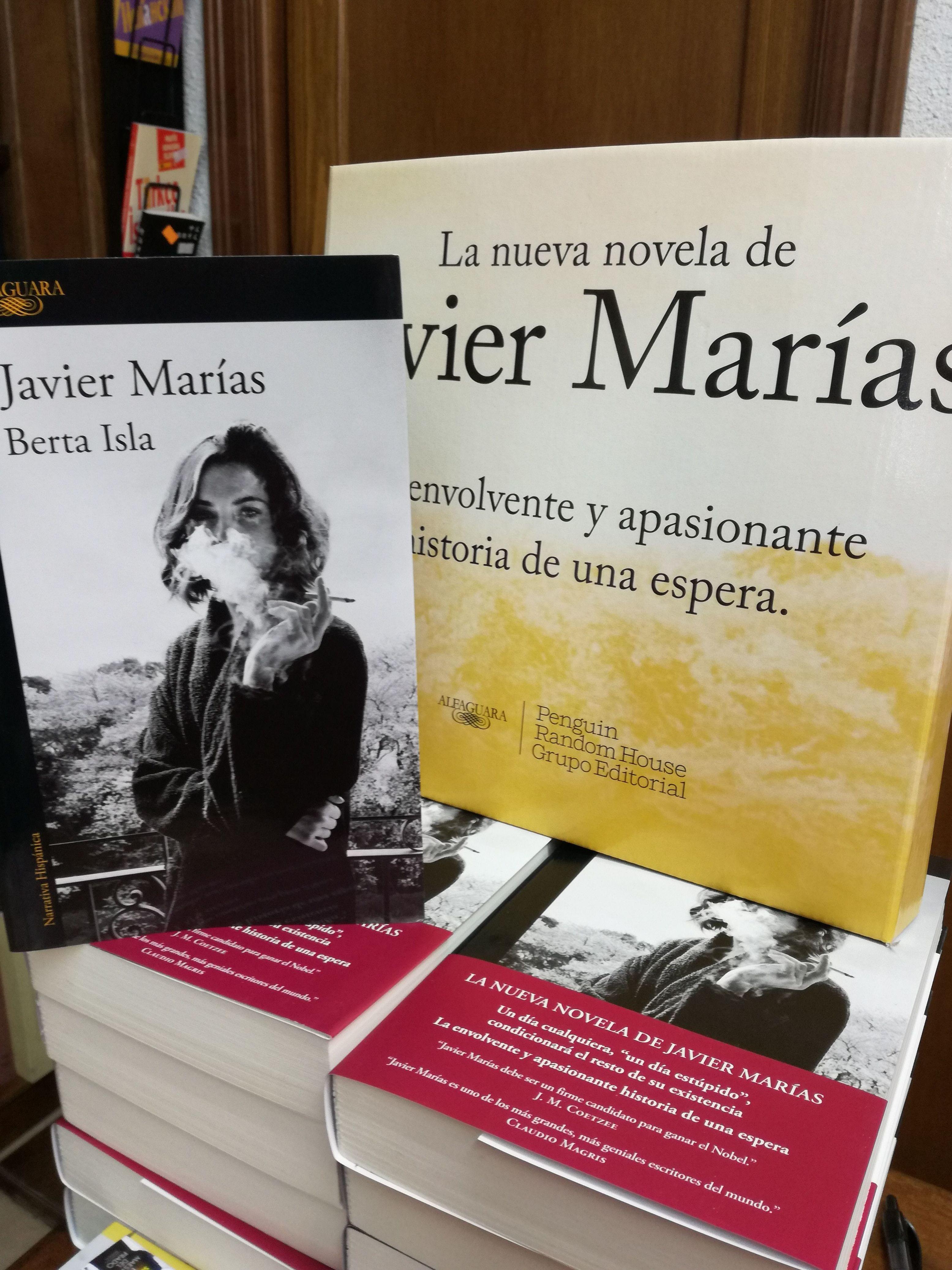 BERTA ISLA: SECCIONES de Librería Nueva Plaza Universitaria