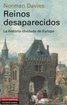 Reinos desaparecidos: SECCIONES de Librería Nueva Plaza Universitaria