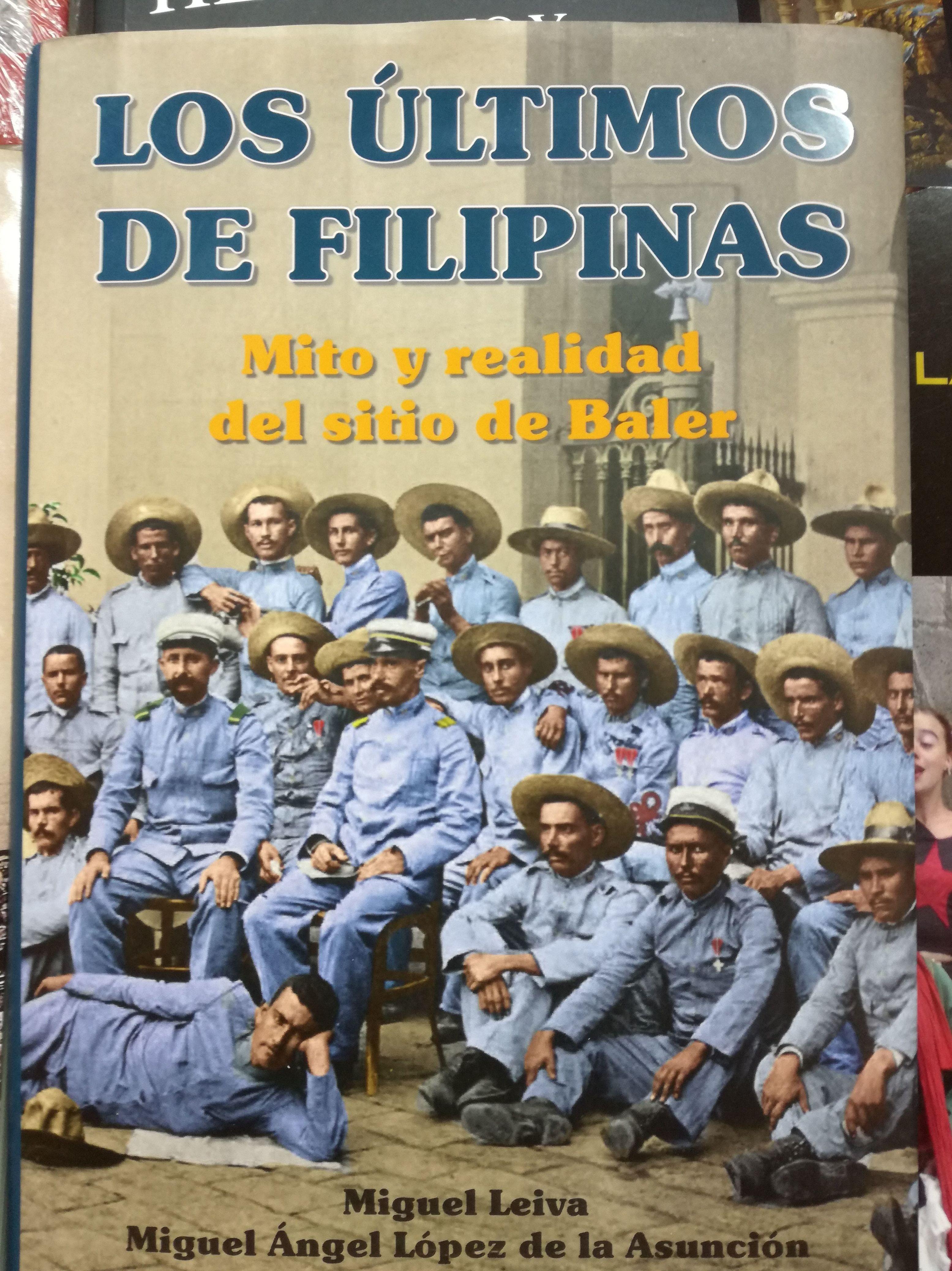 LOS ULTIMOS DE FILIPINAS : SECCIONES de Librería Nueva Plaza Universitaria