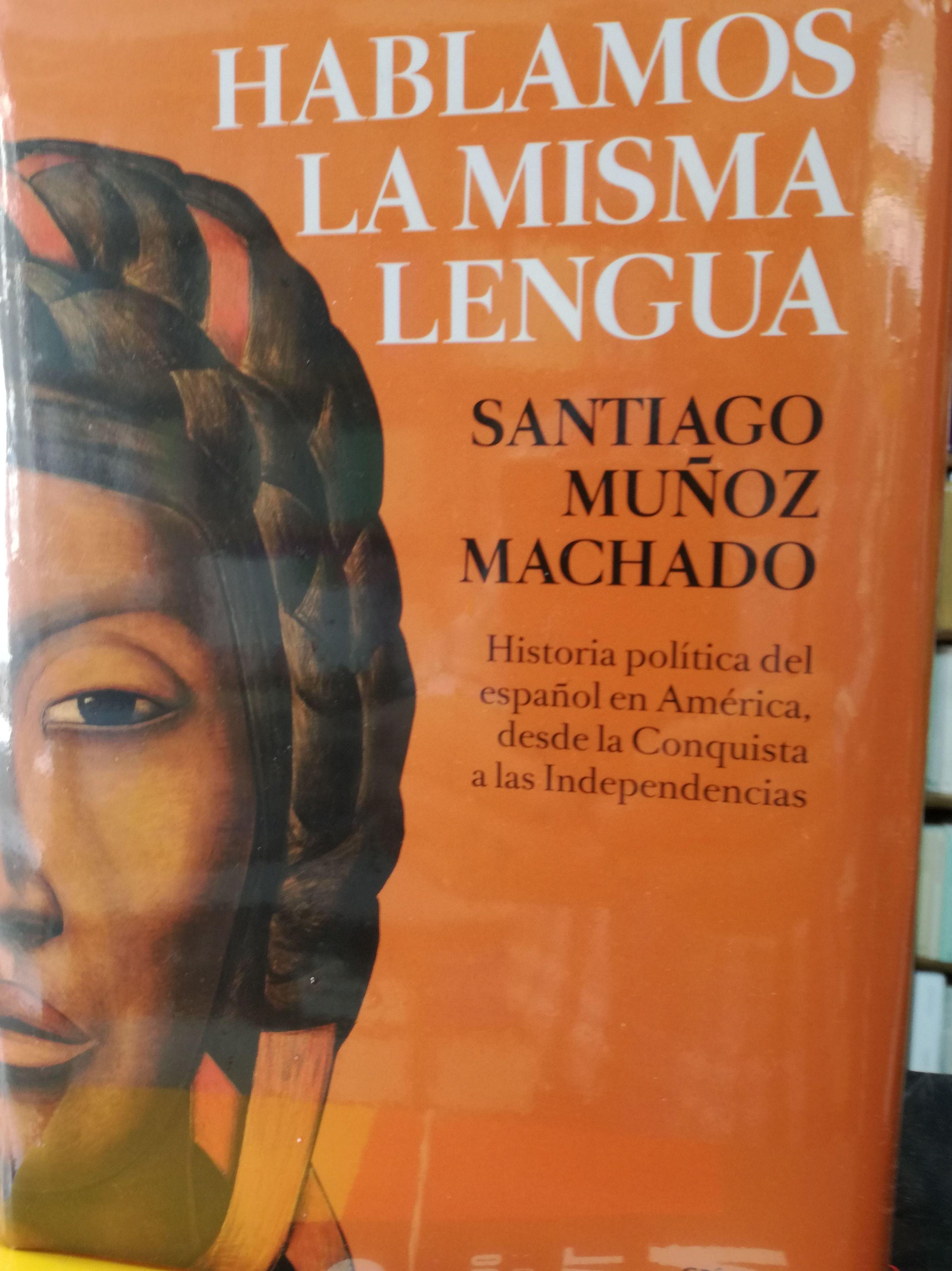 Hablamos la misma lengua: SECCIONES de Librería Nueva Plaza Universitaria