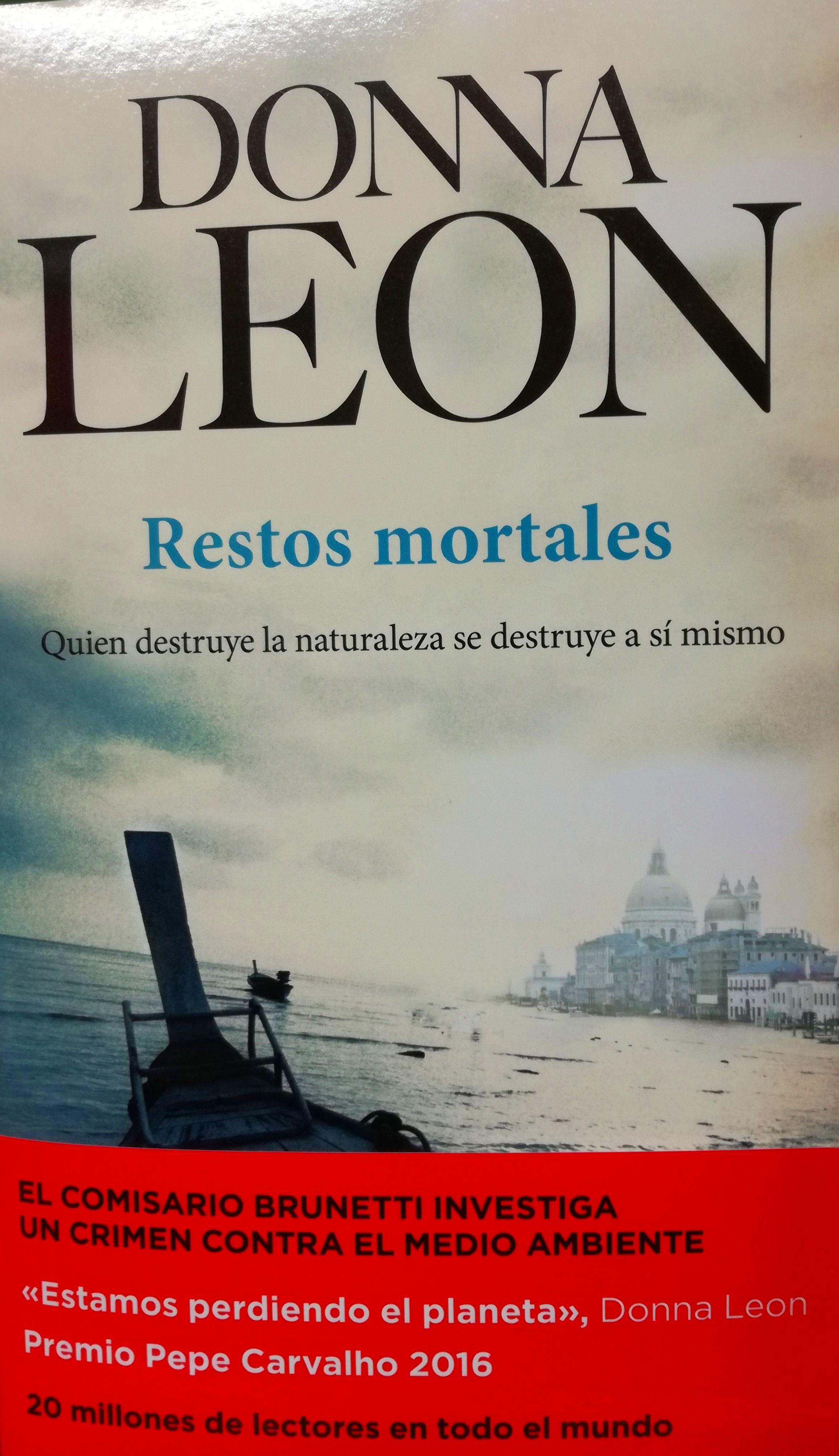 RESTOS MORTALES : SECCIONES de Librería Nueva Plaza Universitaria