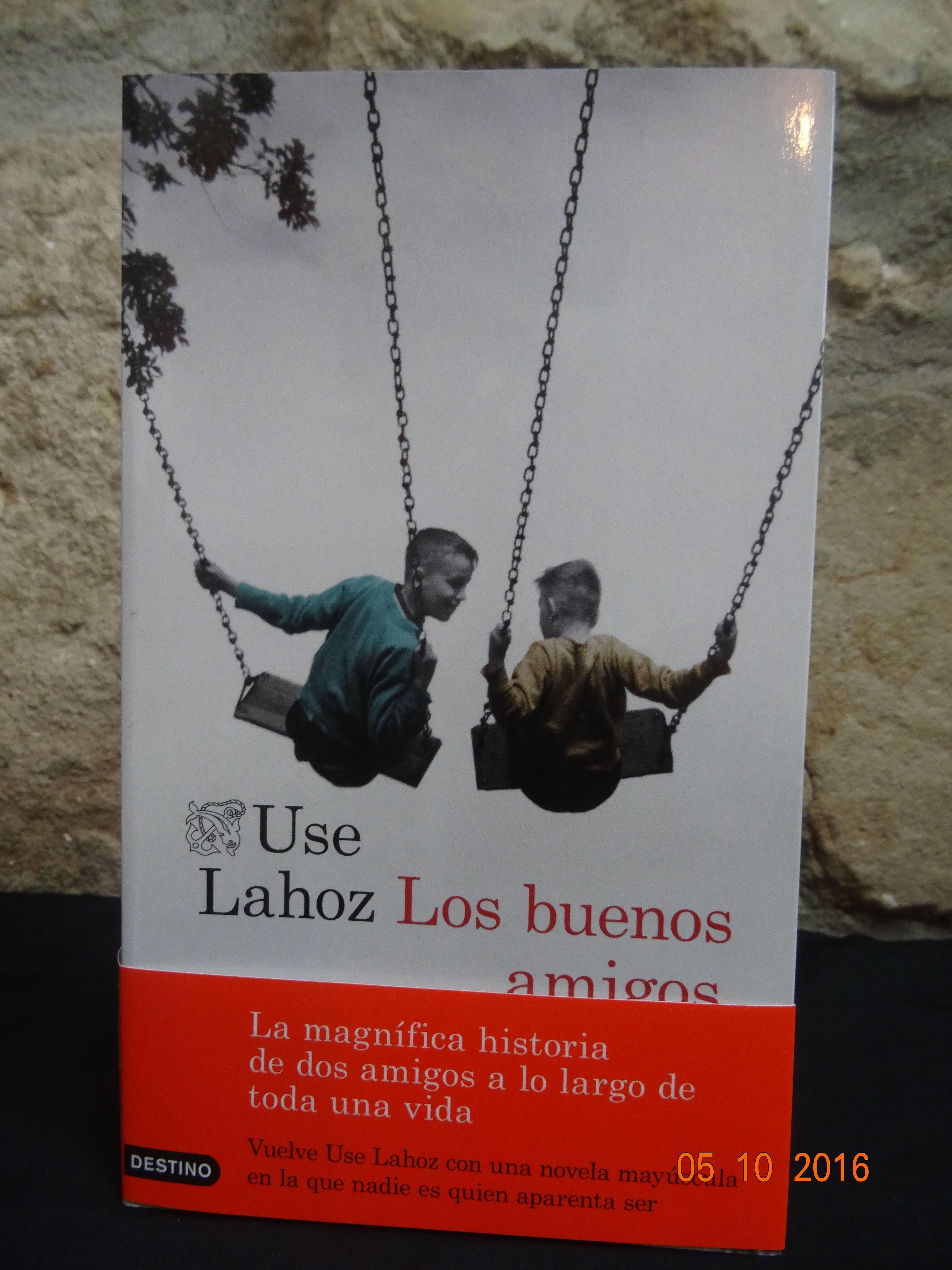 Los buenos amigos: SECCIONES de Librería Nueva Plaza Universitaria