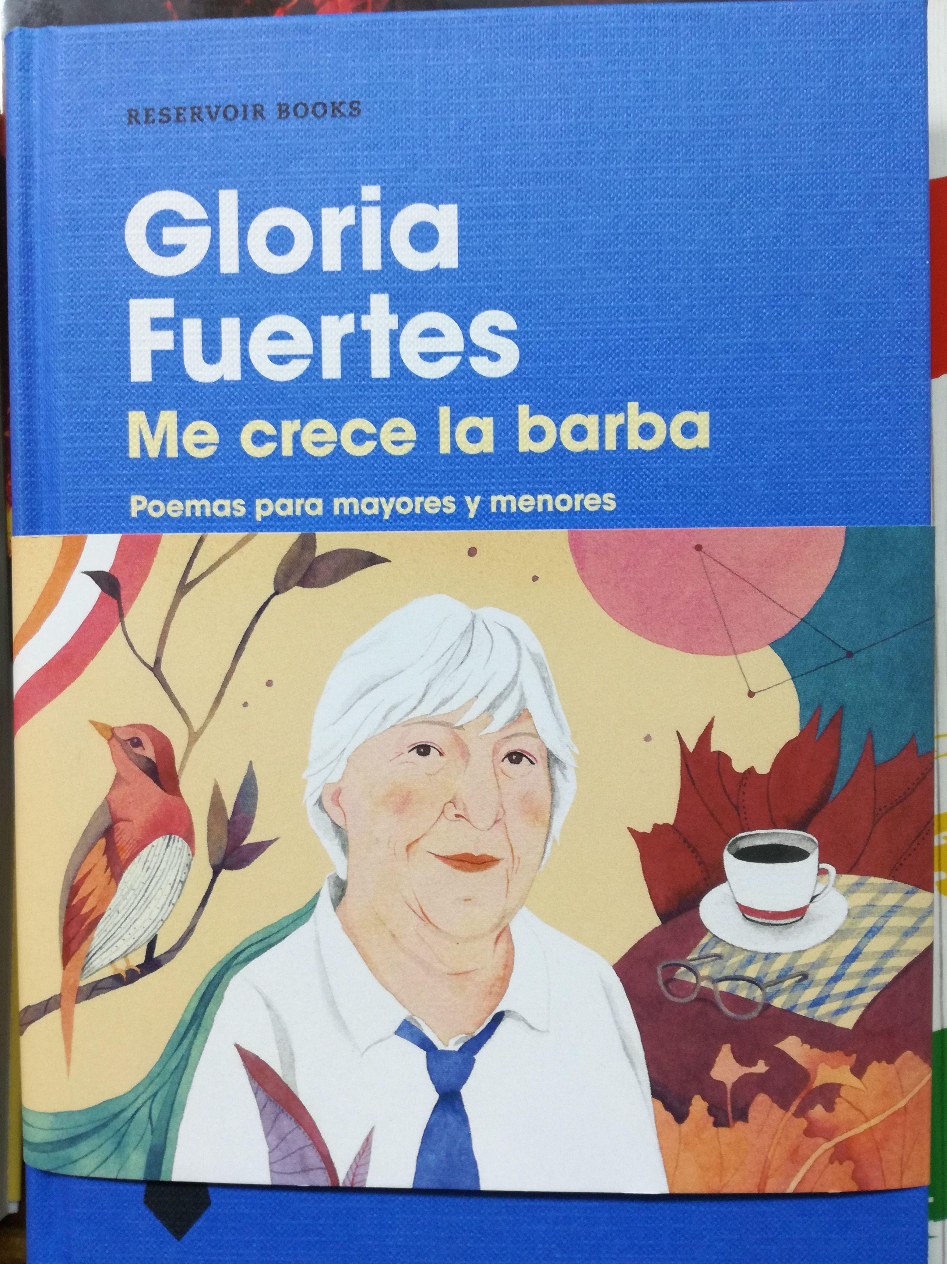ME CRECE LA BARBA: POEMAS PARA MAYORES Y MENORES : SECCIONES de Librería Nueva Plaza Universitaria