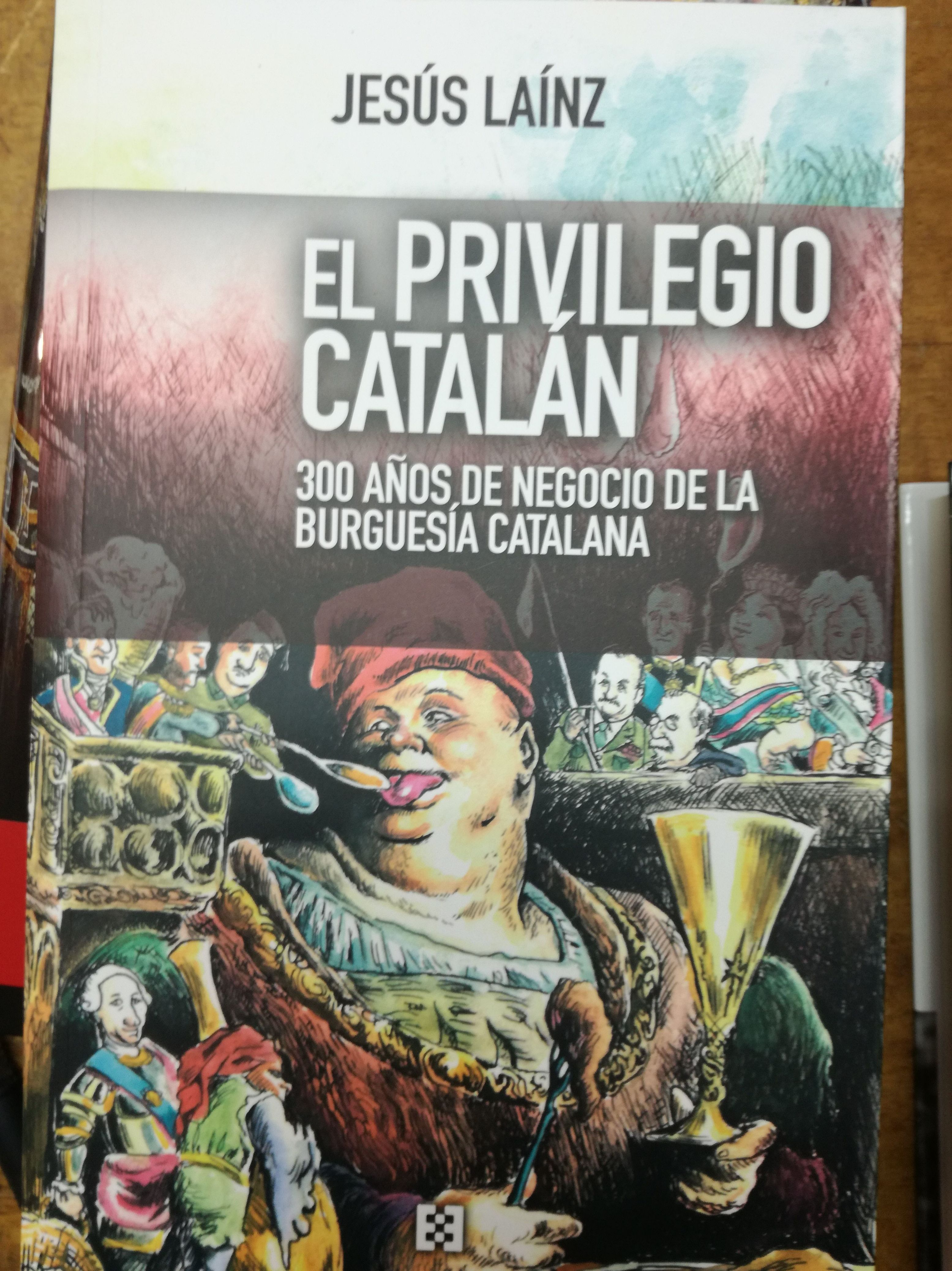 El privilegio Catalán: SECCIONES de Librería Nueva Plaza Universitaria