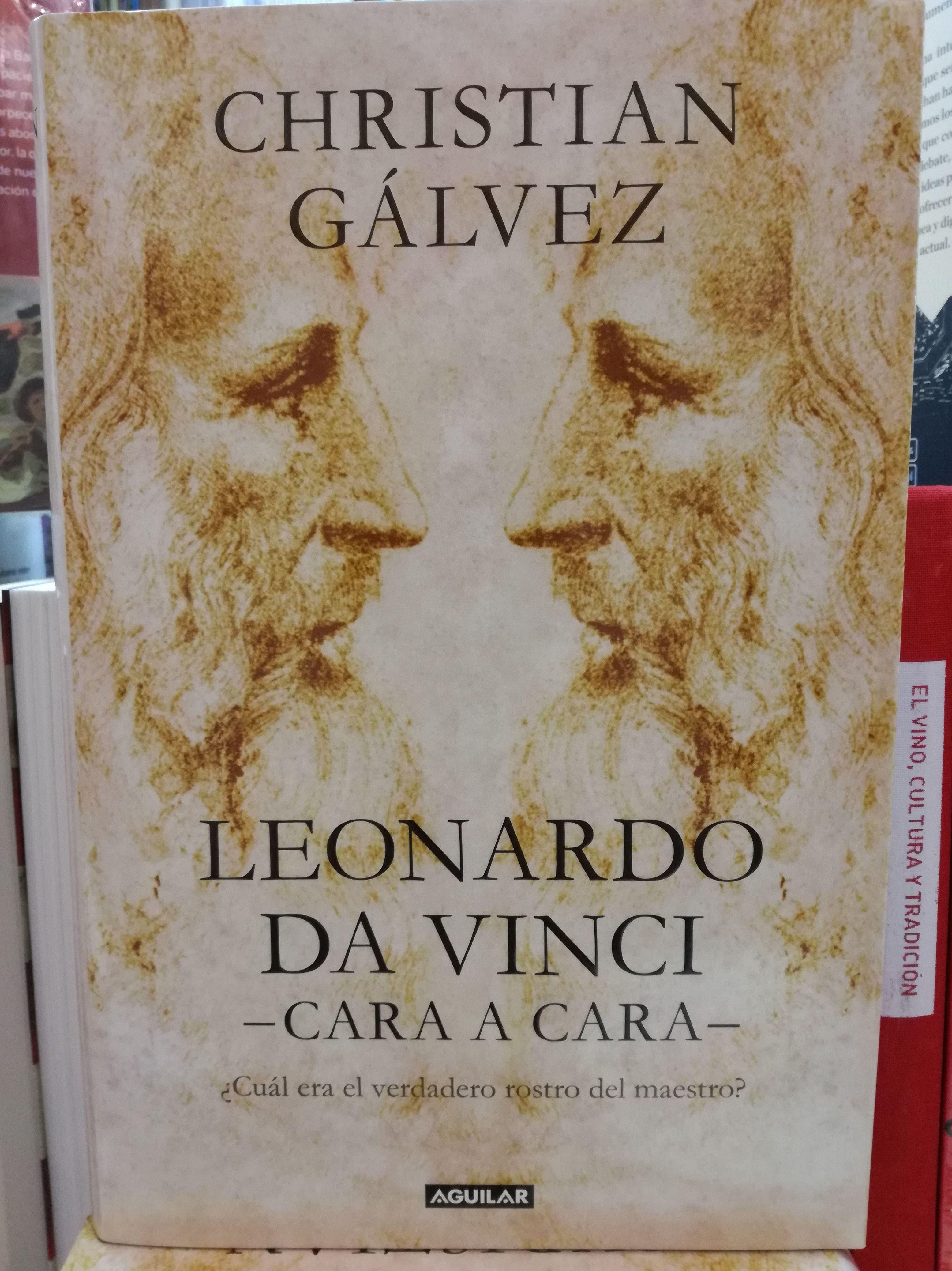 LEONARDO DA VINCI CARA A CARA : SECCIONES de Librería Nueva Plaza Universitaria