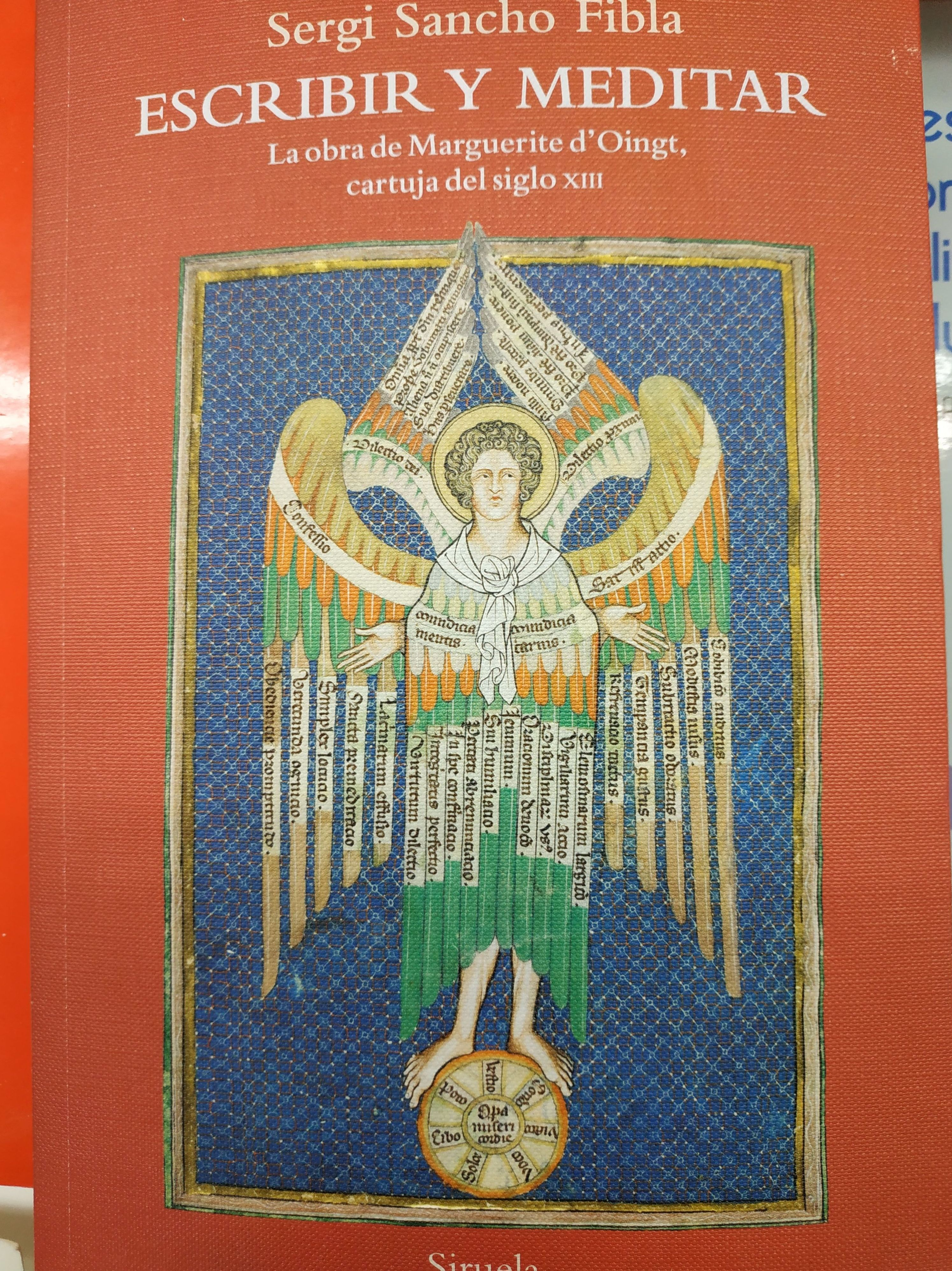 ESCRIBIR Y MEDITAR: LA OBRA DE MARGUERITE D OINGT, CARTUJA DEL SIGLO XIII: SECCIONES de Librería Nueva Plaza Universitaria