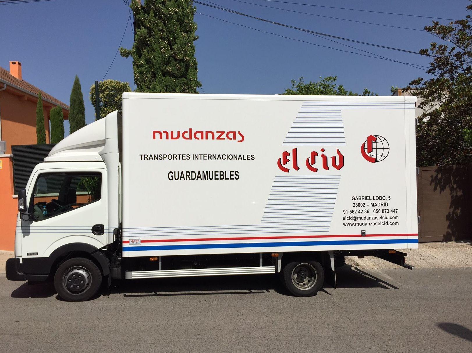 Empresa de Mudanzas en Alcobendas