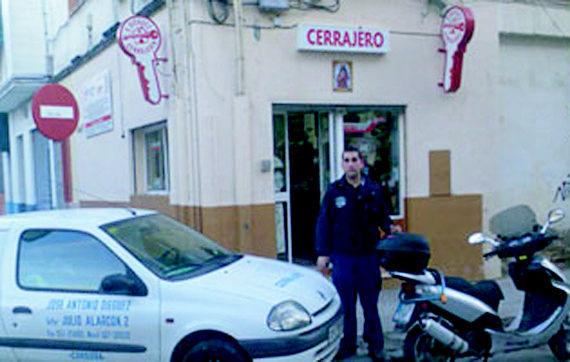 Foto 1 de Cerrajería en Córdoba | Cerrajería José Antonio Diéguez