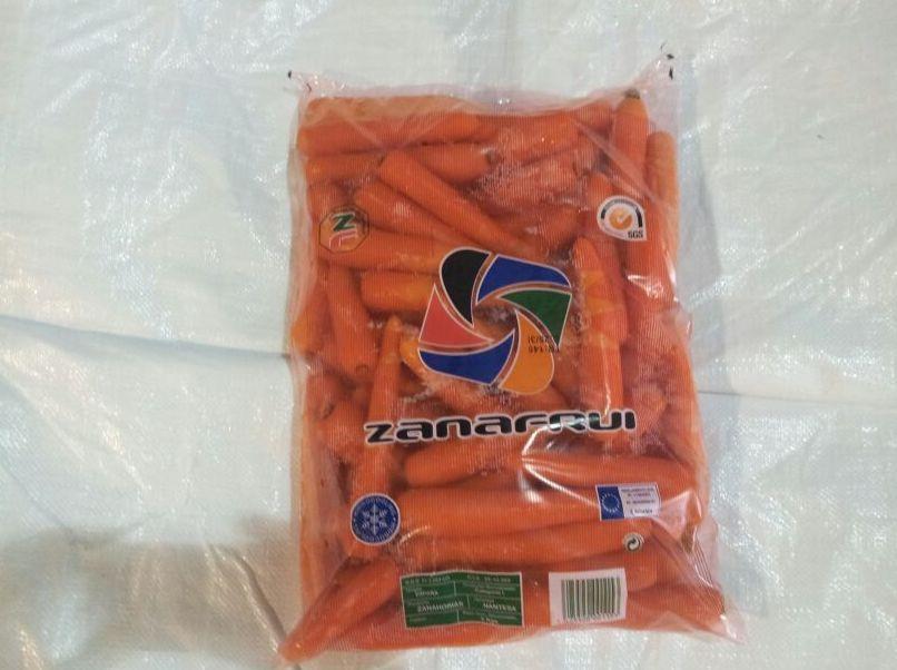 Big Bag: Formato Venta de Zanahorias Medrano