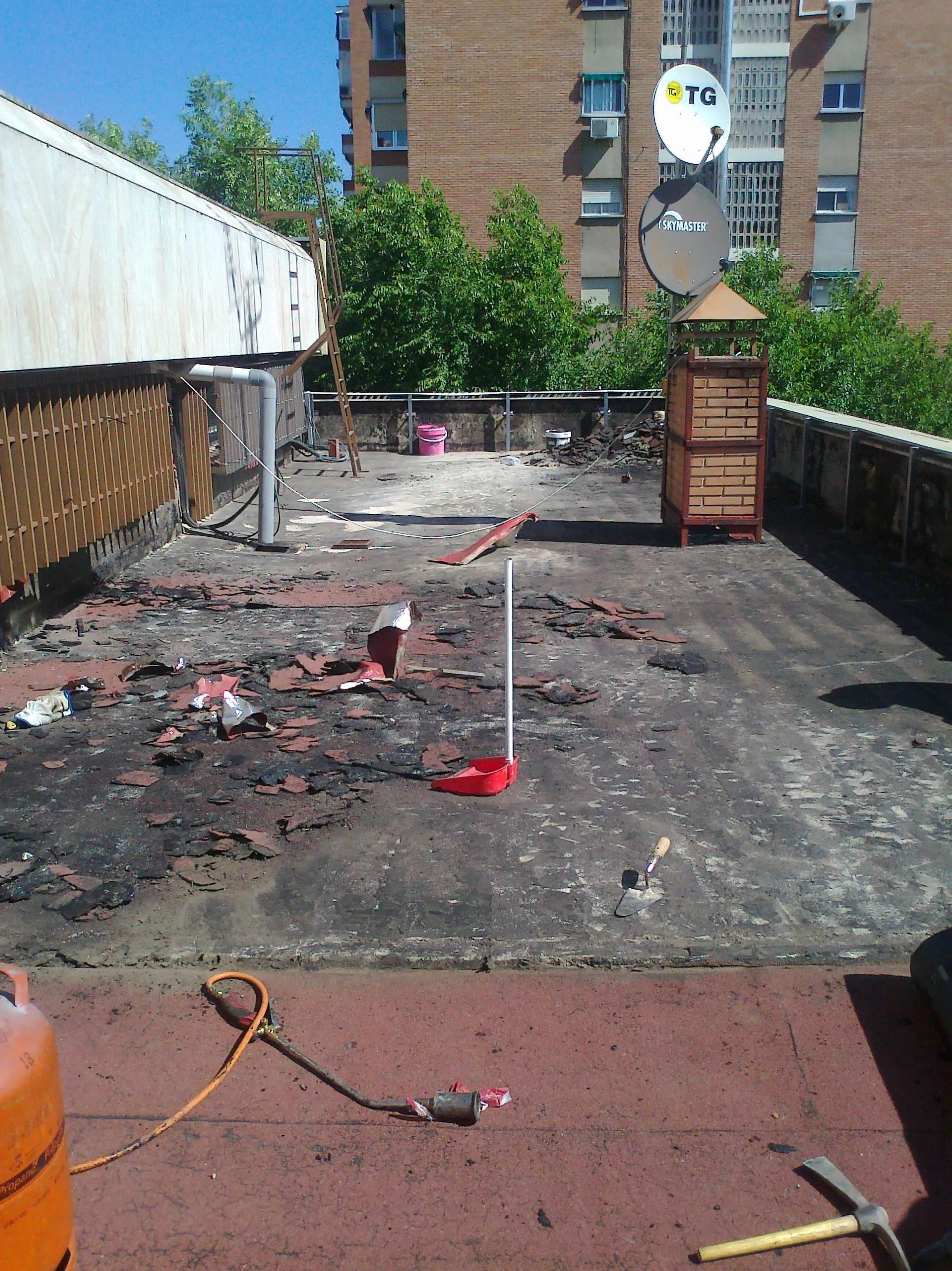Impermeabilizante transitable : Servicios de Limpiezas Colima