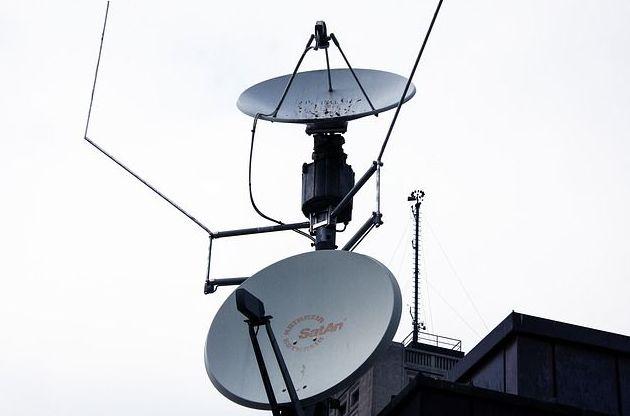 Antenas satélite en Oviedo