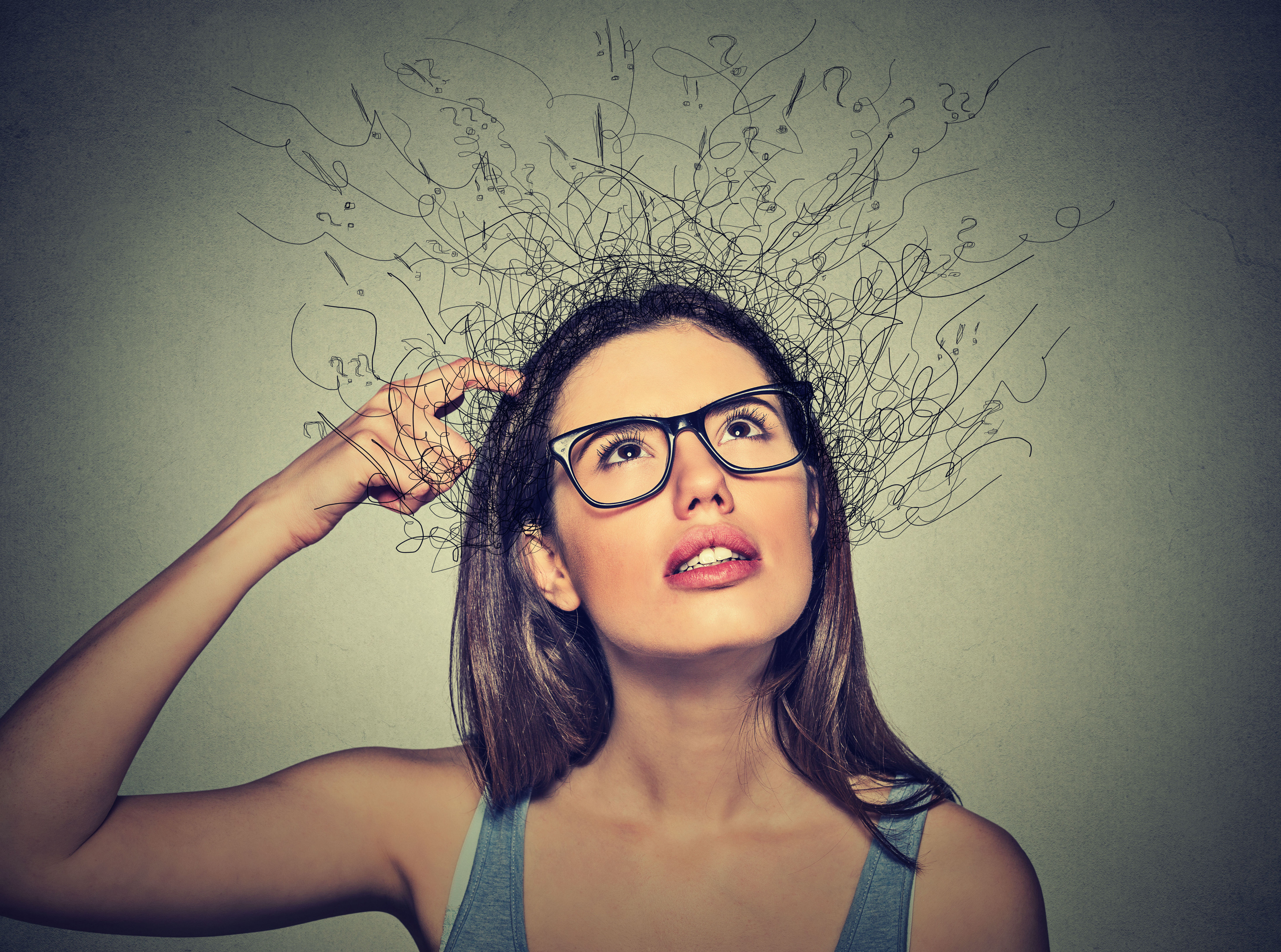 Cómo distanciarse de los pensamientos