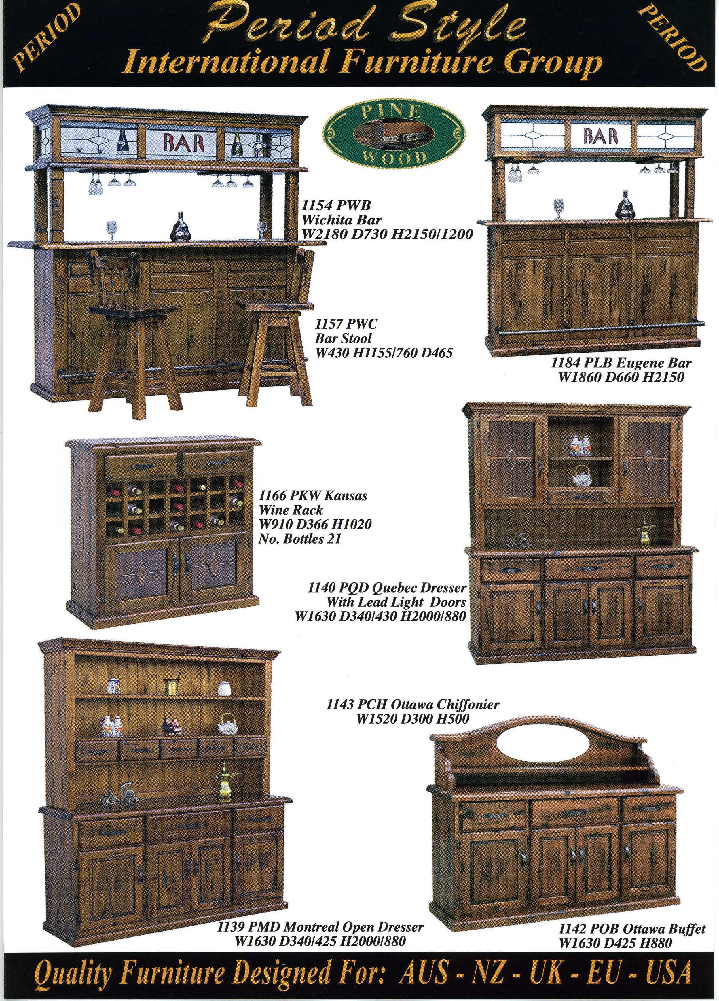 Mueble r stico bilbao muebles nuevos y usados de remar for Muebles vanitorios rusticos