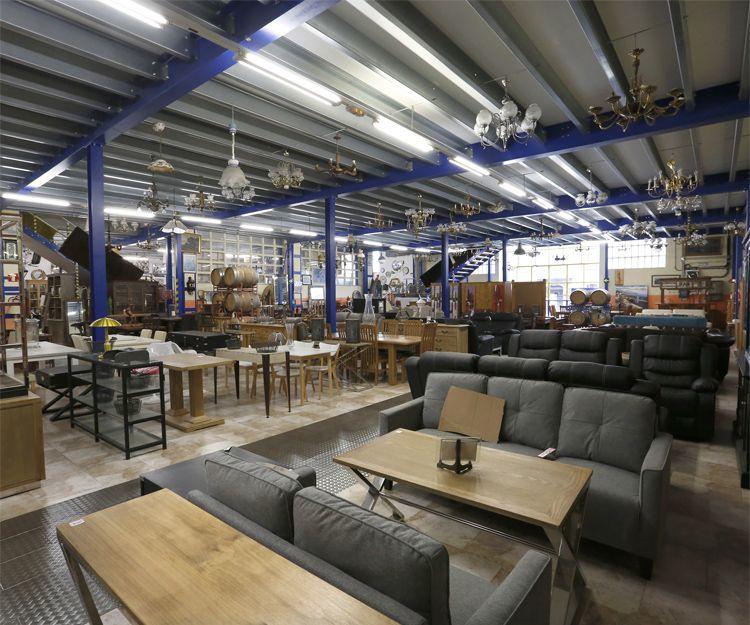 Recogida y venta de muebles y ropa en Bilbao