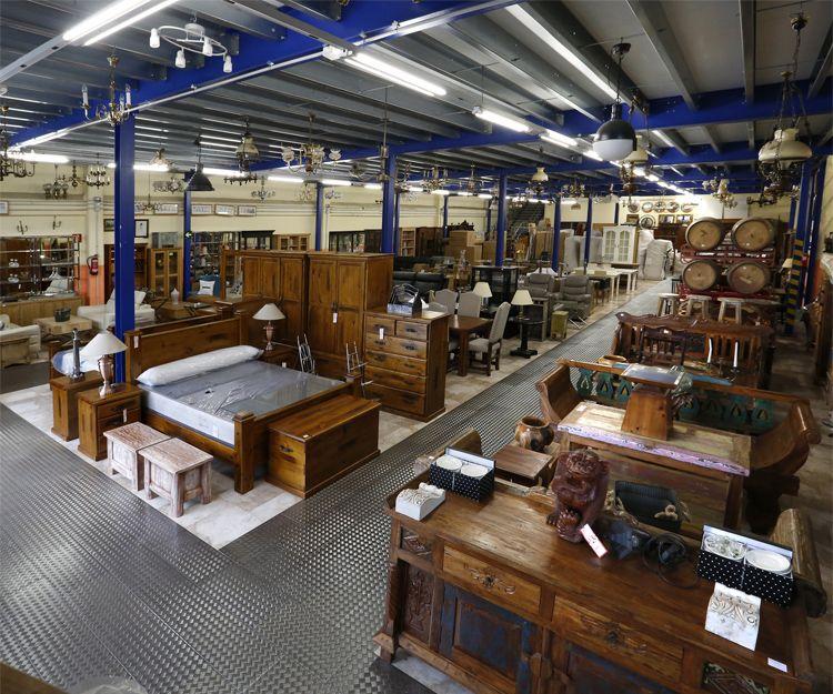 Venta de muebles en Bilbao