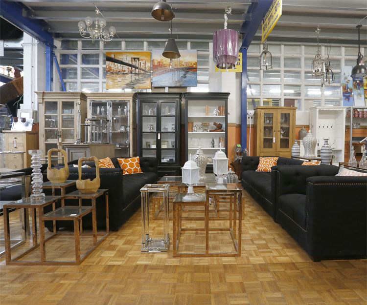 Venta de muebles de segunda mano en Bilbao