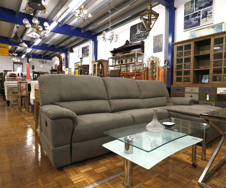 Tienda de venta de muebles en Bilbao