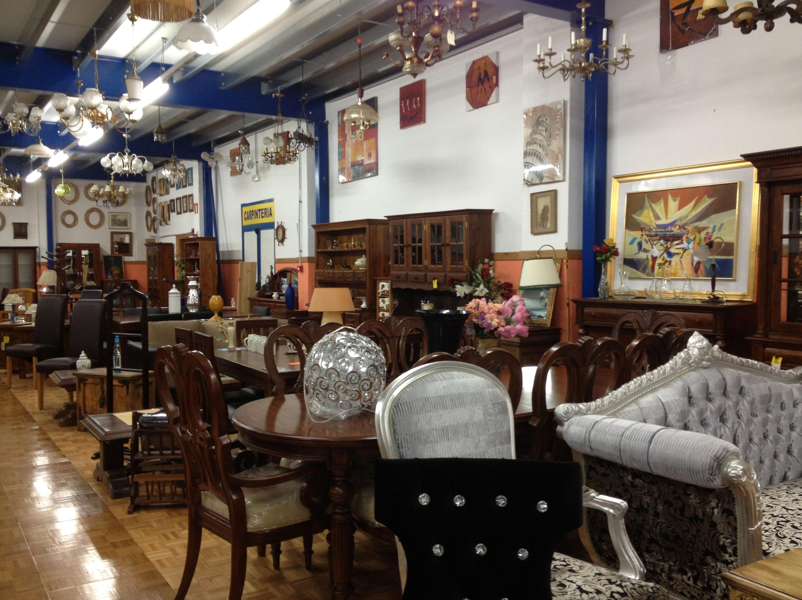Segunda Mano Antiguedades Muebles Idea Creativa Della Casa E  # Loquo Muebles Segunda Mano Barcelona