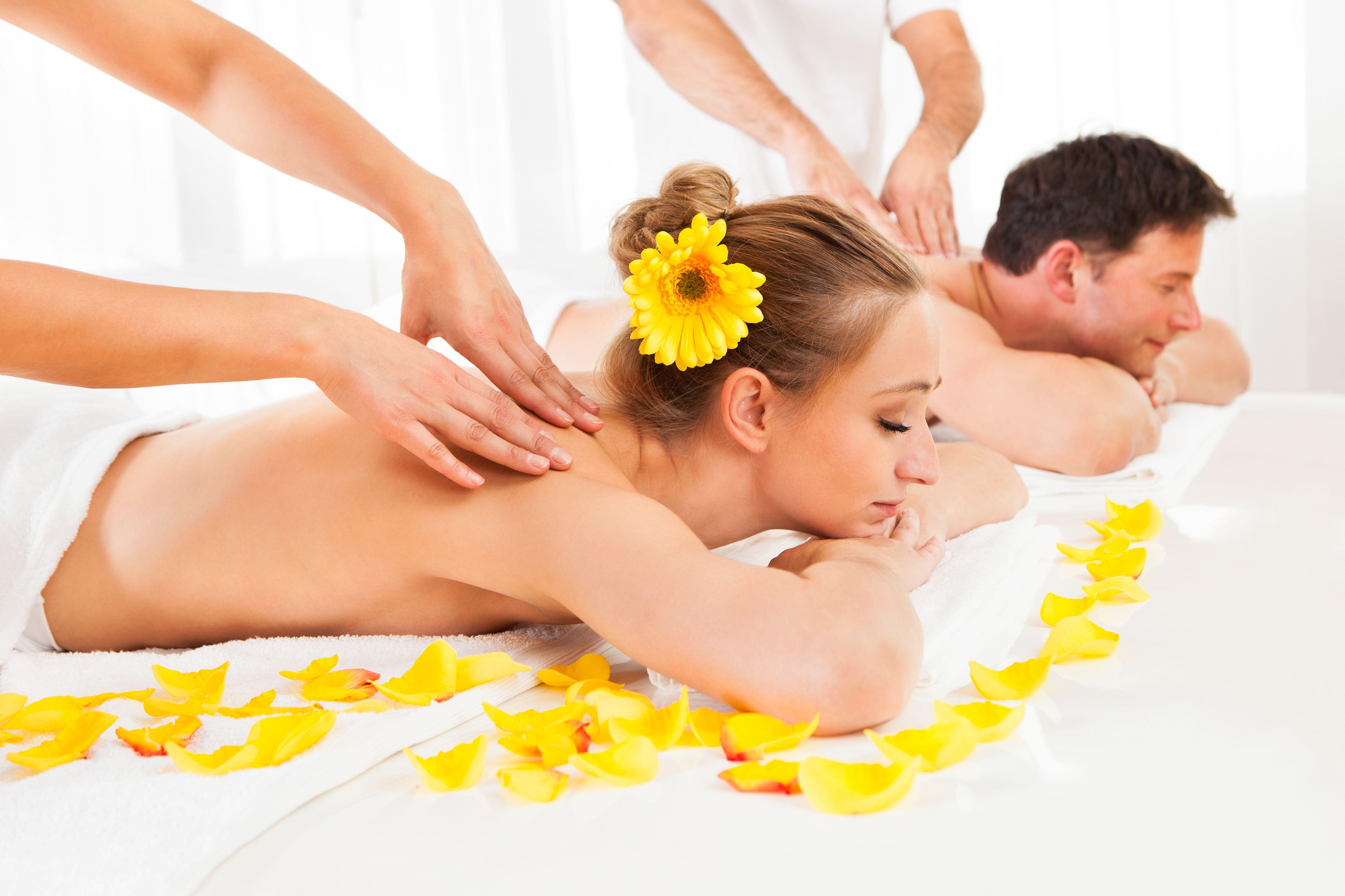 Masajes corporales y capilares en Donostia