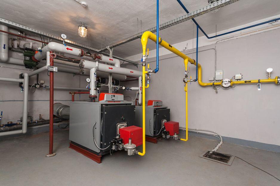 Montaje y mantenimiento de calderas de comunidades